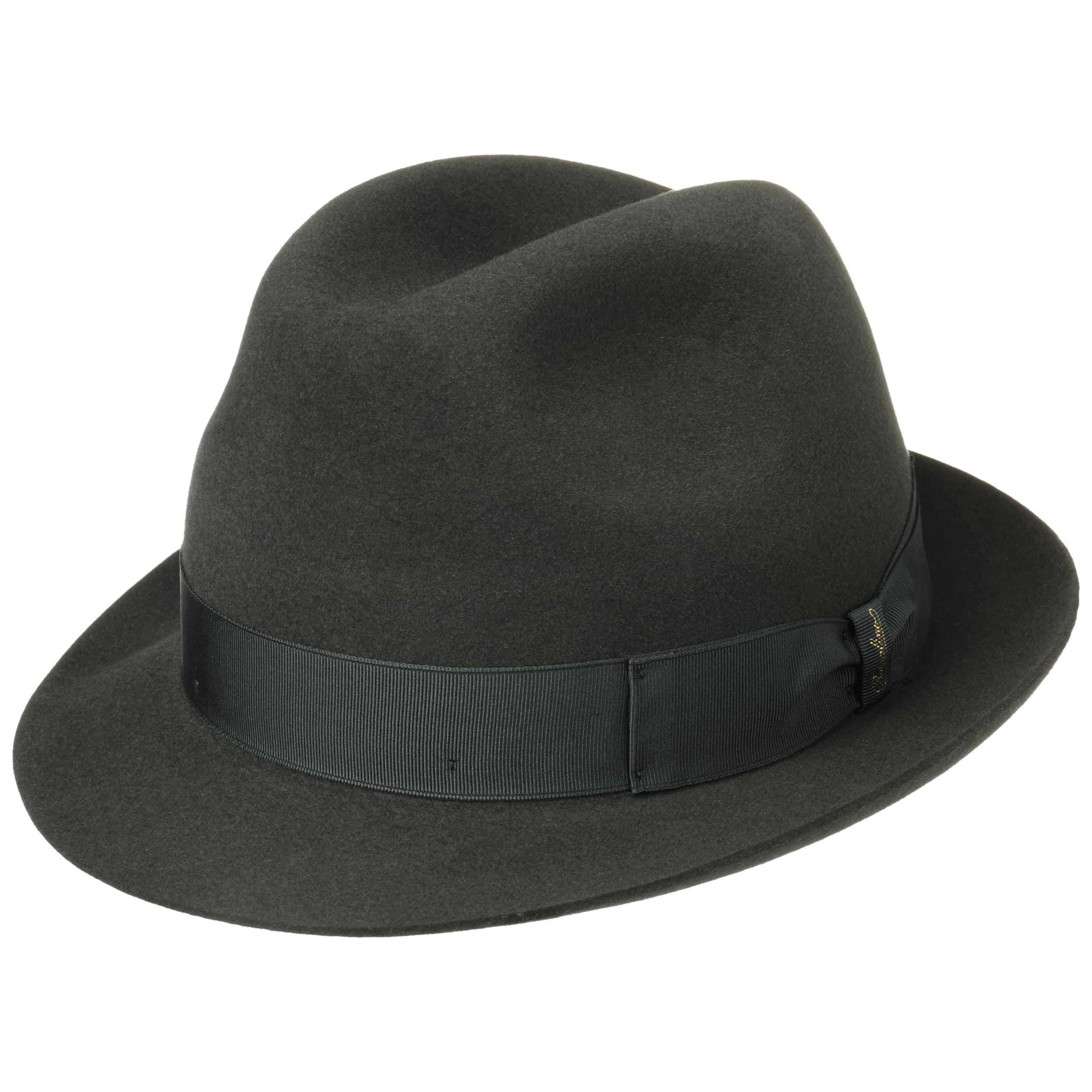 Sombrero Marengo Fedora by Borsalino - Sombreros - sombreroshop.es 9aca22c281d
