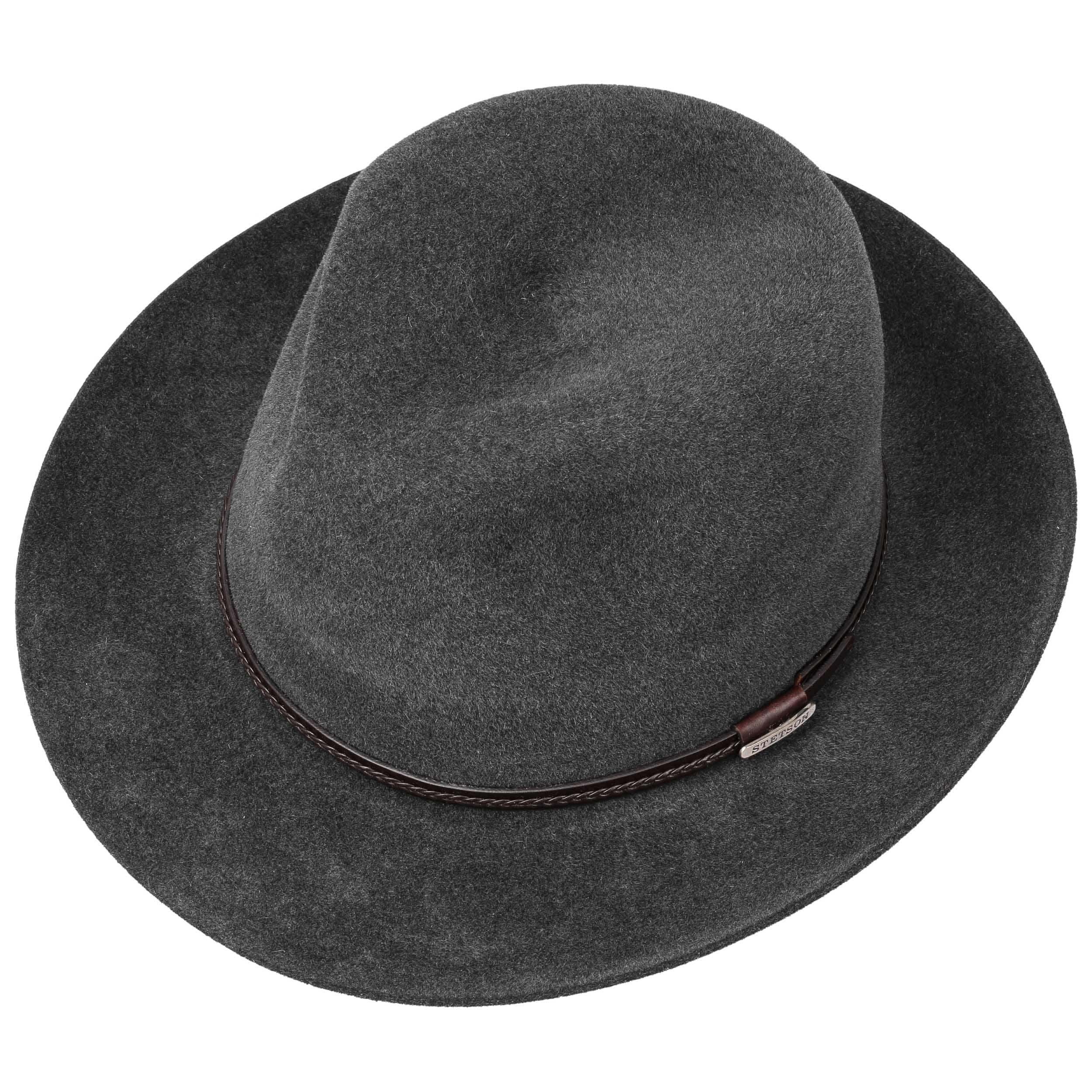 Sombrero Mélange Fieltro Pelo by Stetson - Sombreros - sombreroshop.es 1a4fdbfd35f