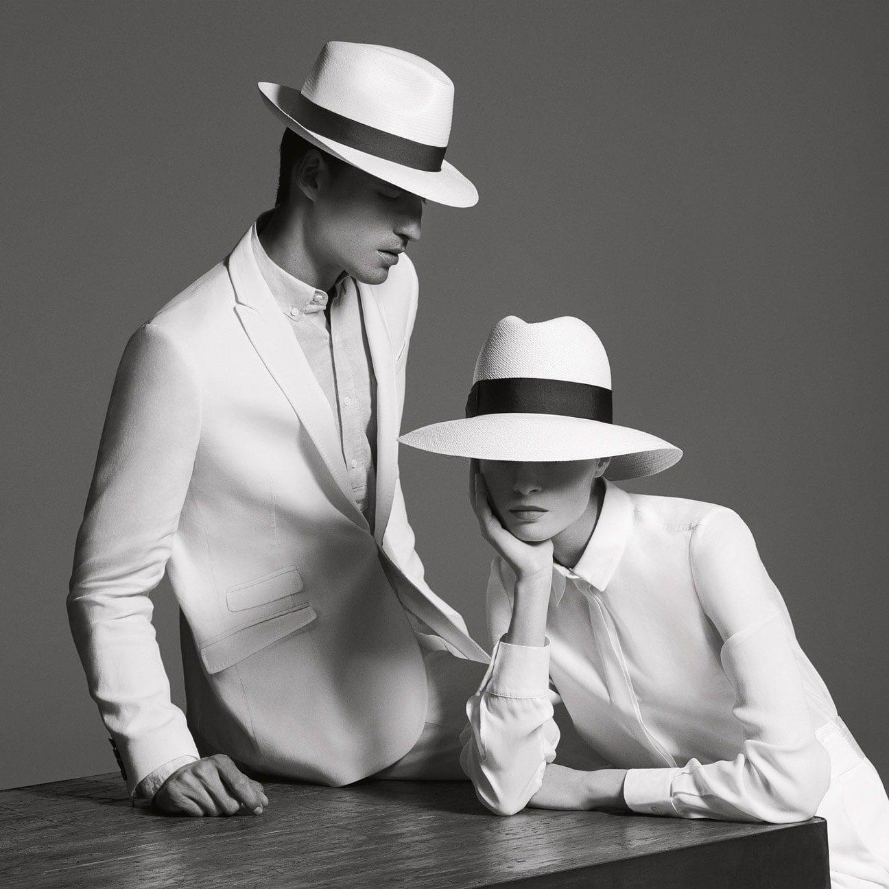 Sombrero Mujer Panama Flapper by Borsalino - Sombreros - sombreroshop.es 13b266eb7b4
