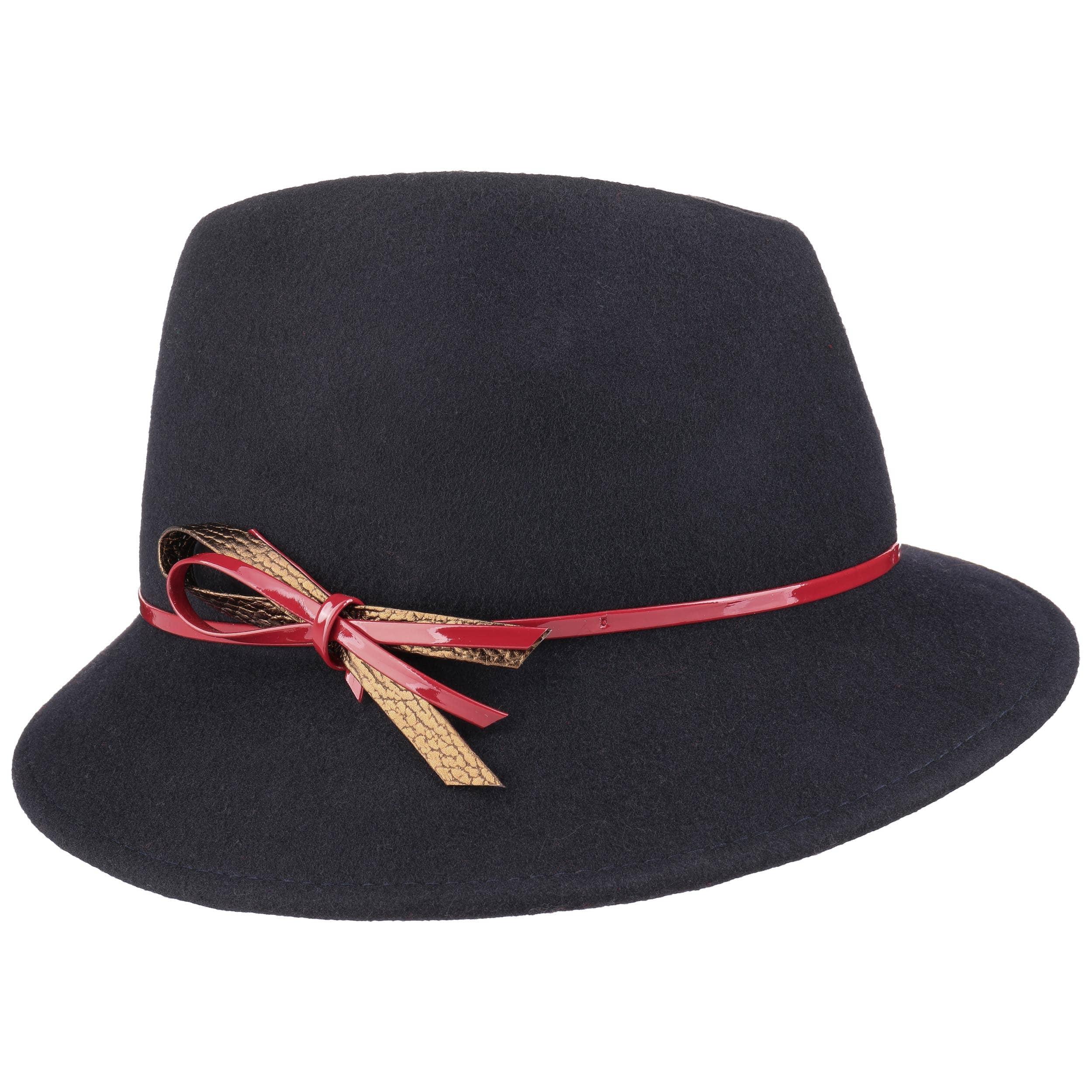 Sombrero Mujer con Lazo Lacado by Lierys - Sombreros - sombreroshop.es dc16e0d486f