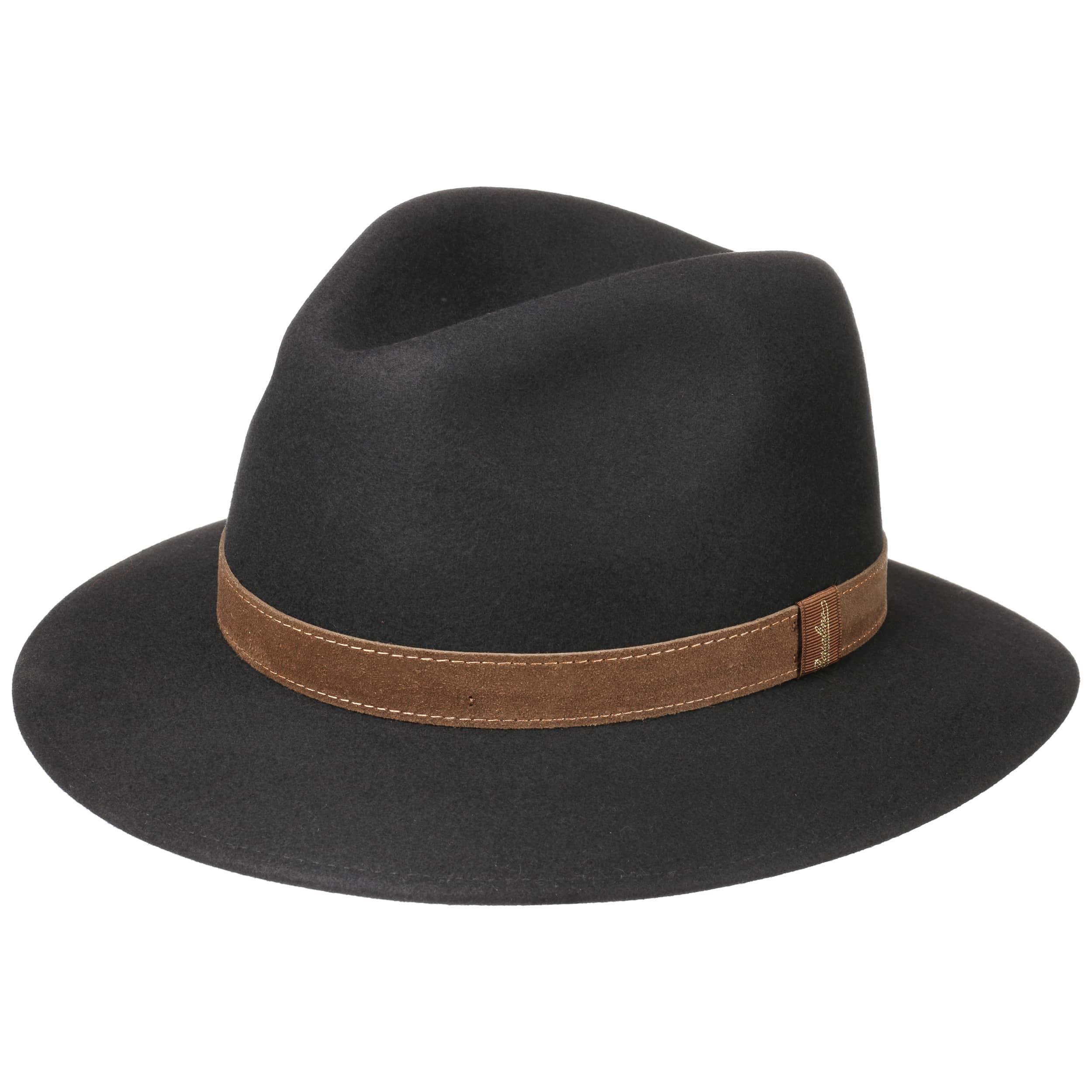 Sombrero Nero Pack Away by Borsalino - Sombreros - sombreroshop.es 0e518f78529
