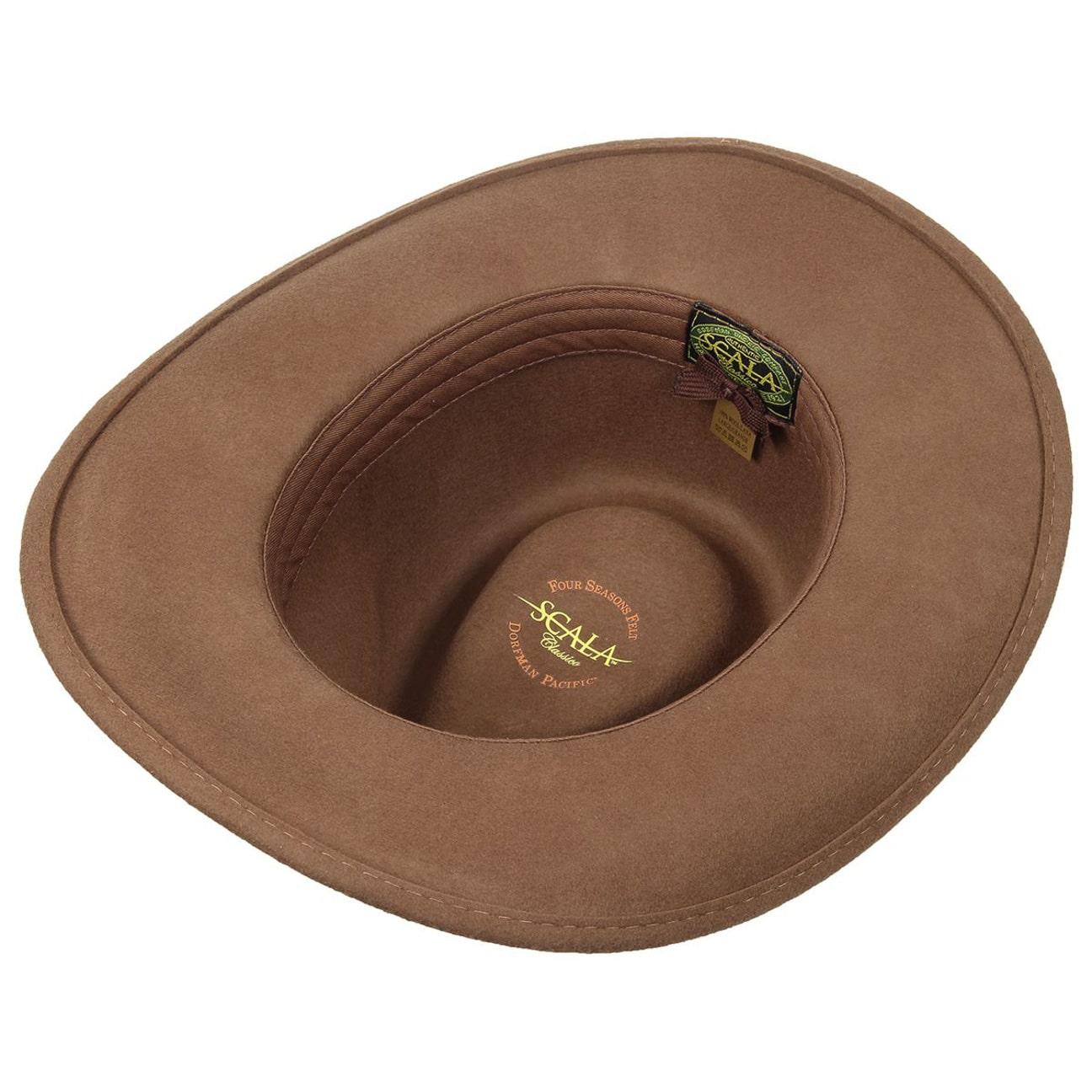 Sombrero Outback Western - Sombreros - sombreroshop.es c98b977fc73