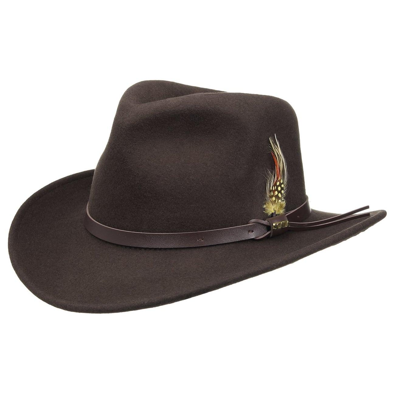 34c0a0486b4bc Sombrero Outback Western - Sombreros - sombreroshop.es