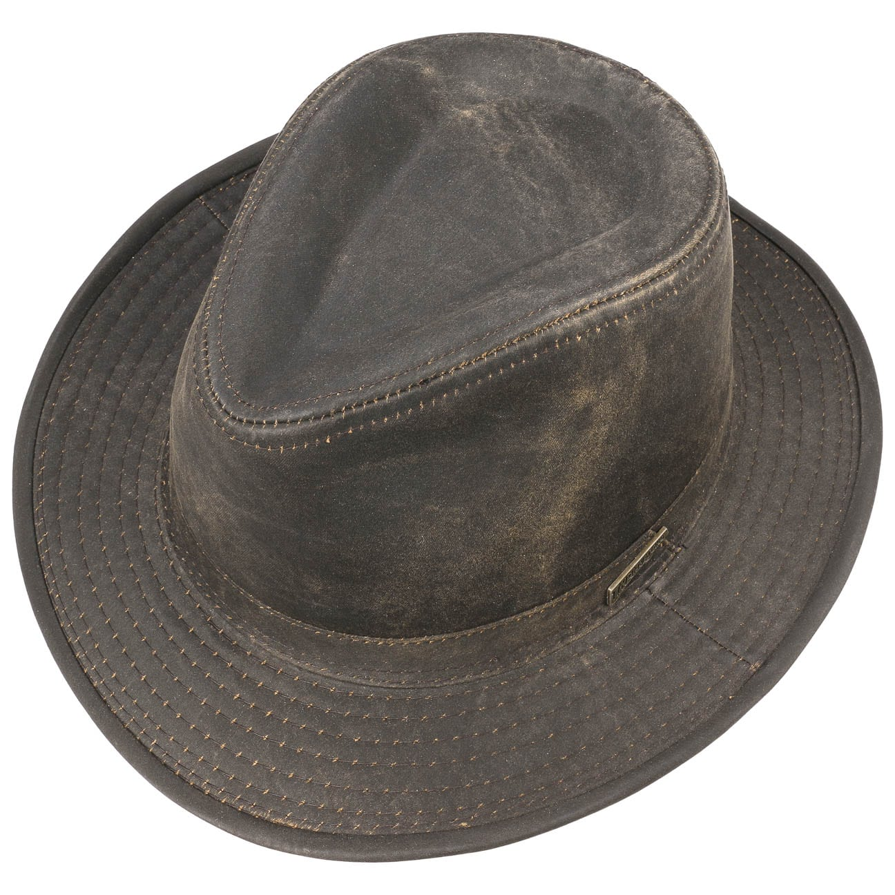 Sombrero Outdoor Indiana Jones - marrón 2 ... 87b97b771b8