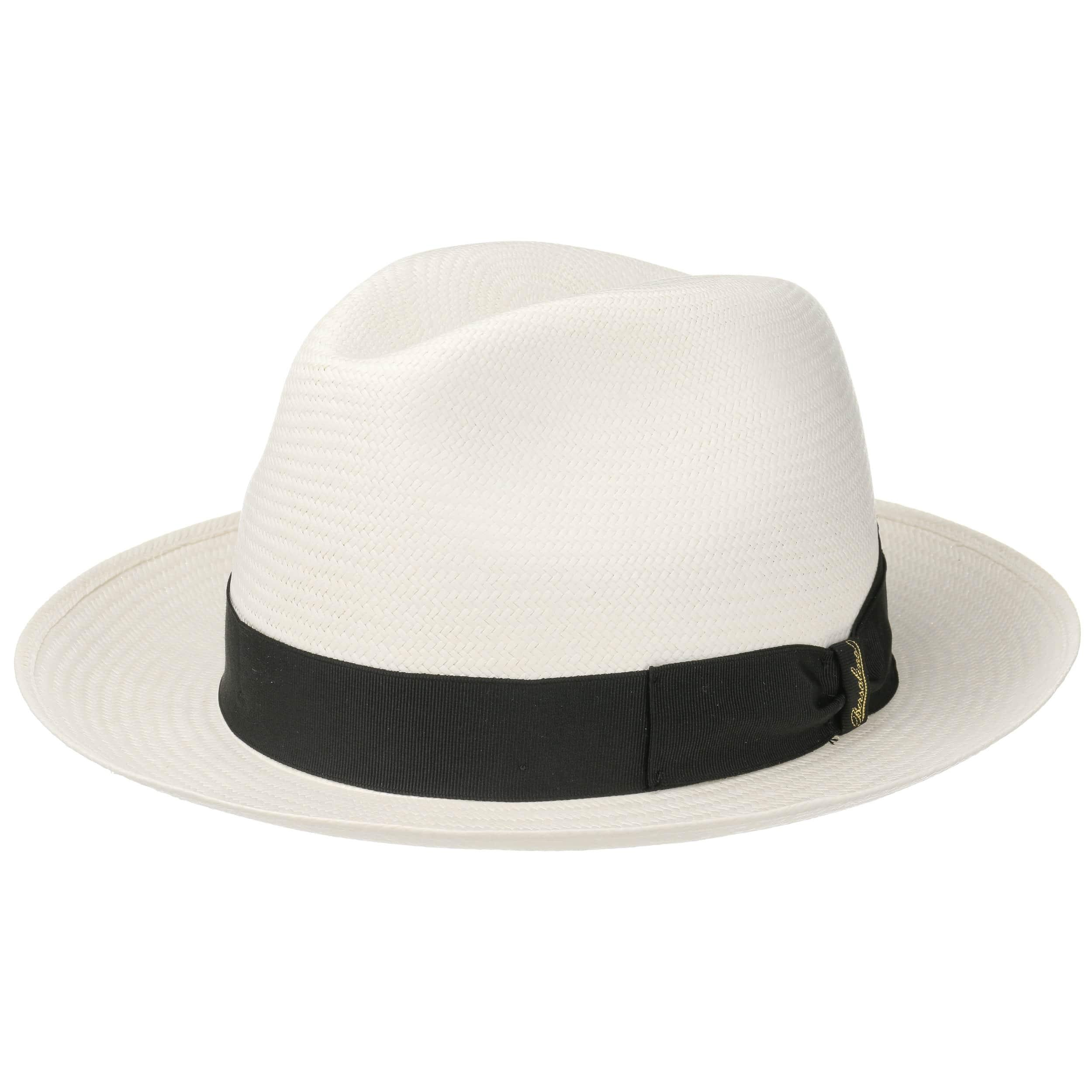 Sombrero Panamá Black Small by Borsalino - Sombreros - sombreroshop.es ca19aca3b48