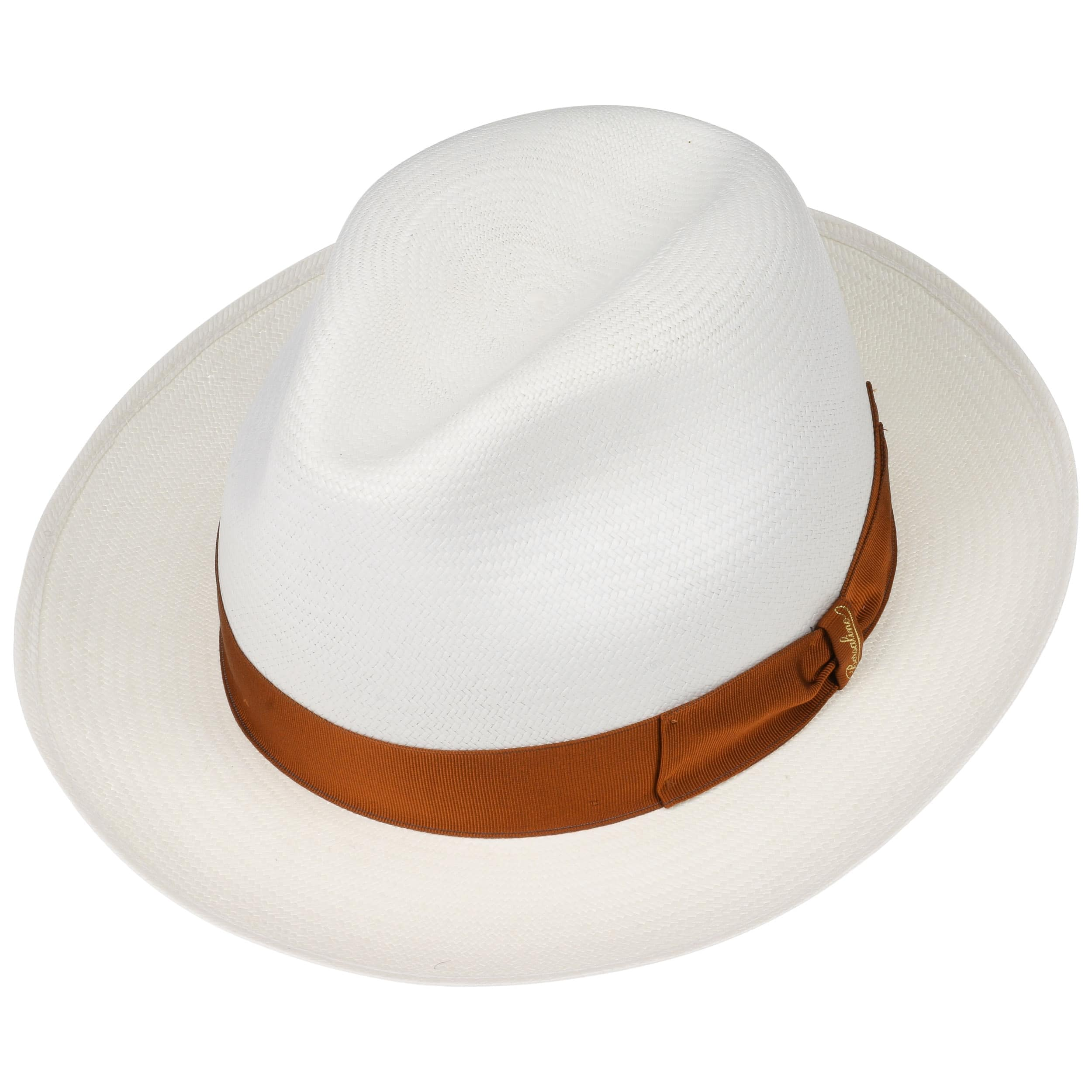 Sombrero Panamá Brown Small by Borsalino - Sombreros - sombreroshop.es b8e49aa4ad0