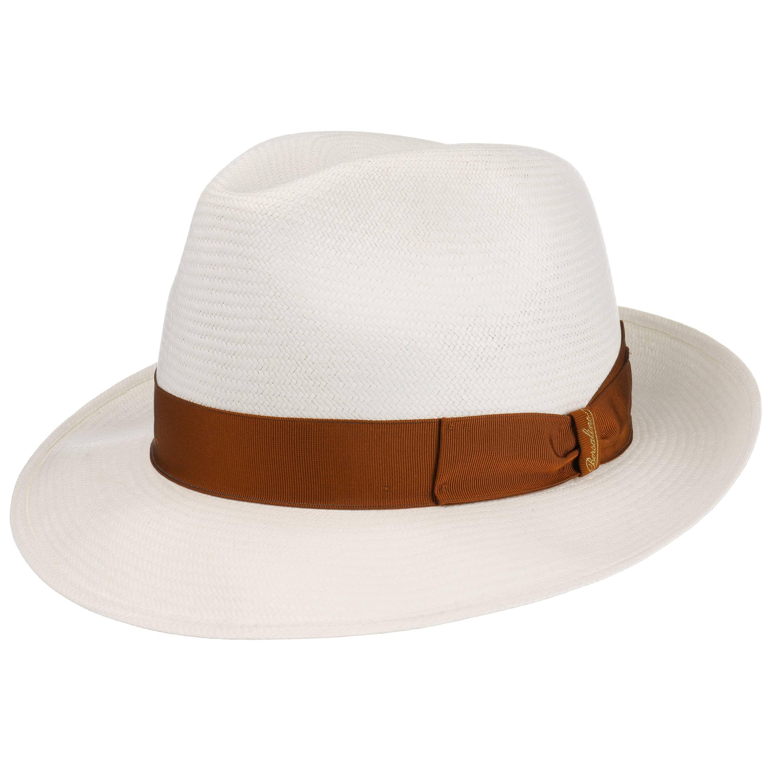 Sombrero Panamá Brown Small by Borsalino - Sombreros - sombreroshop.es e99151bd97b