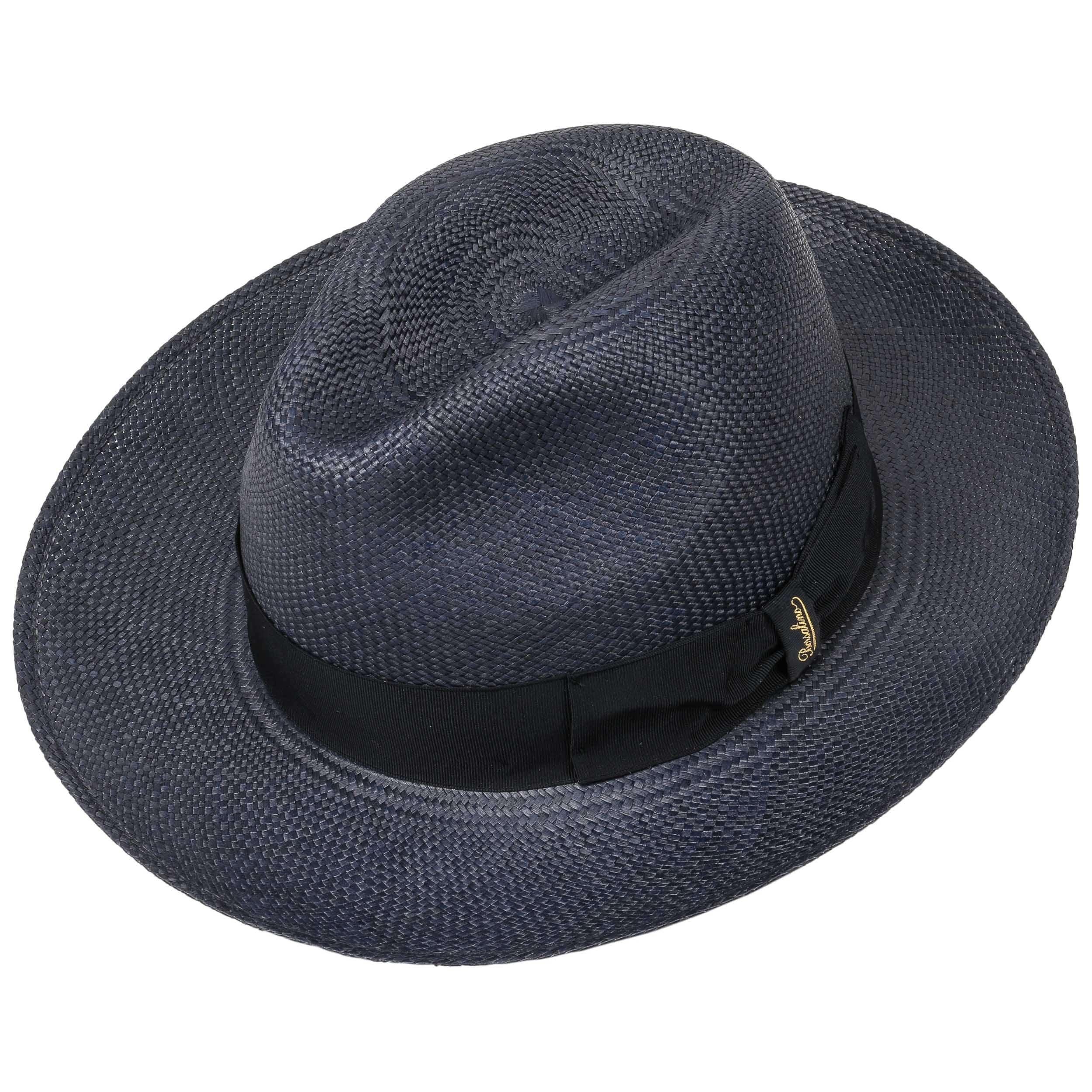 Sombrero Panamá Cuenca Blue by Borsalino - Sombreros - sombreroshop.es d6df0710d28