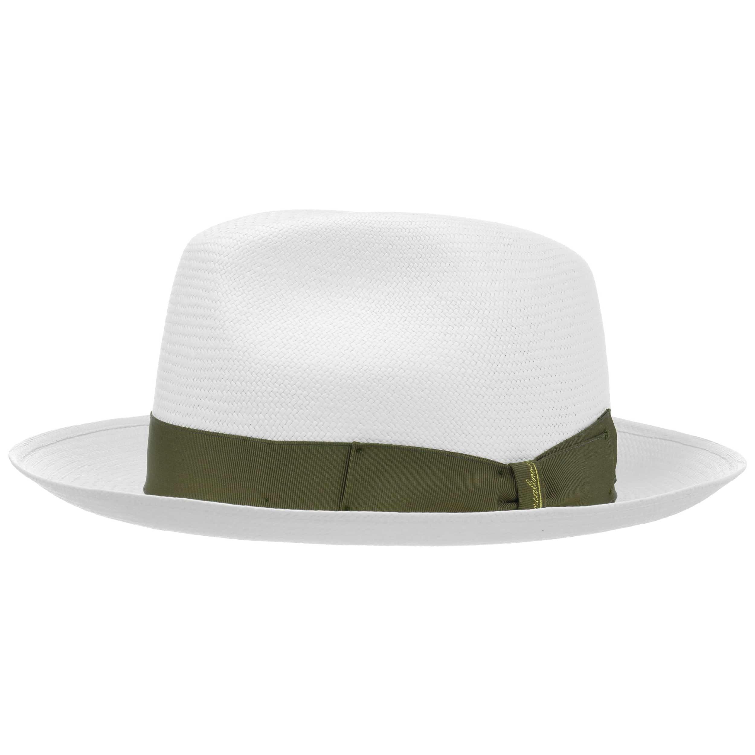 Sombrero Panamá Green Small by Borsalino - Sombreros - sombreroshop.es 66e87062aa6