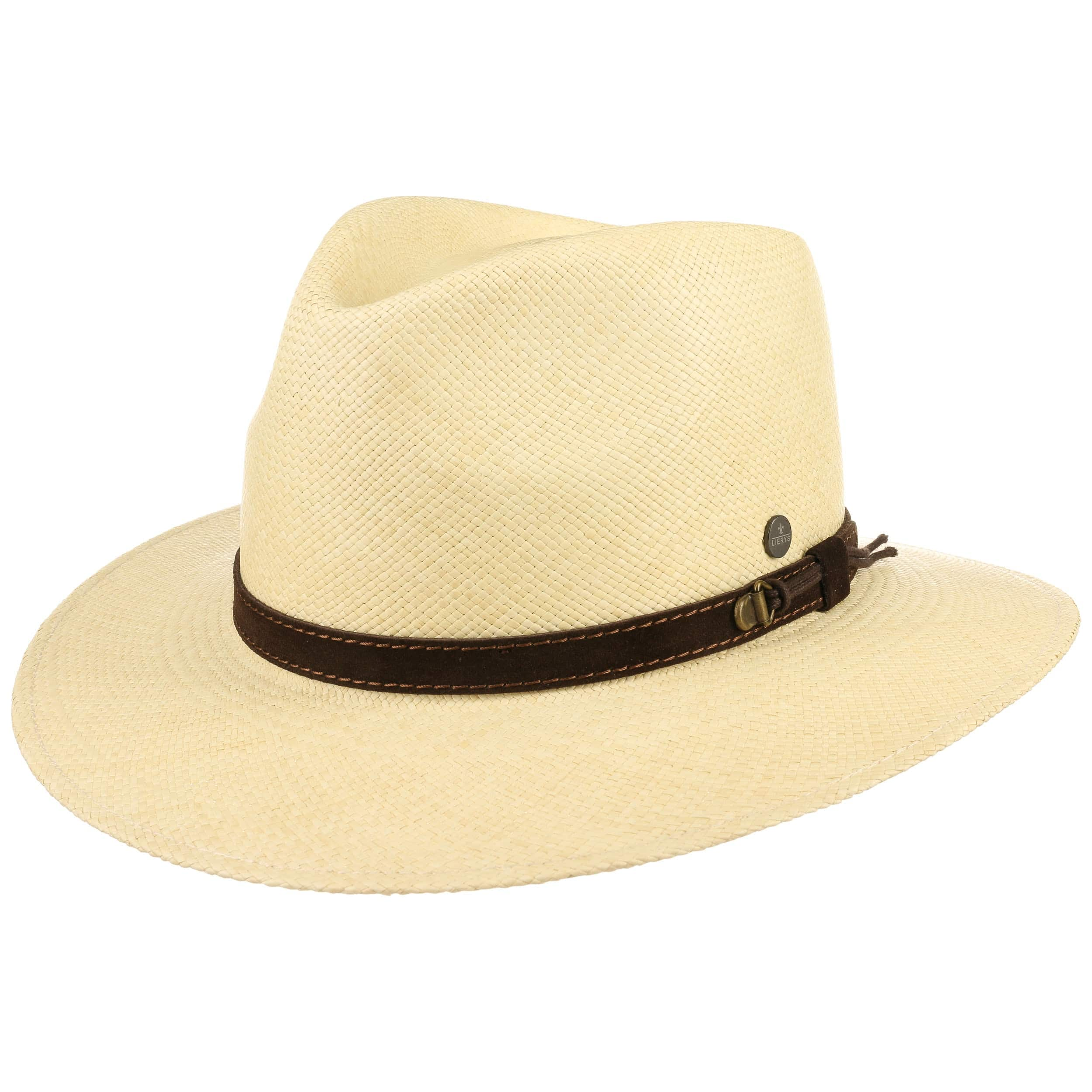 Sombrero Panamá The Striking by Lierys - Sombreros - sombreroshop.es ab5e0f5e728