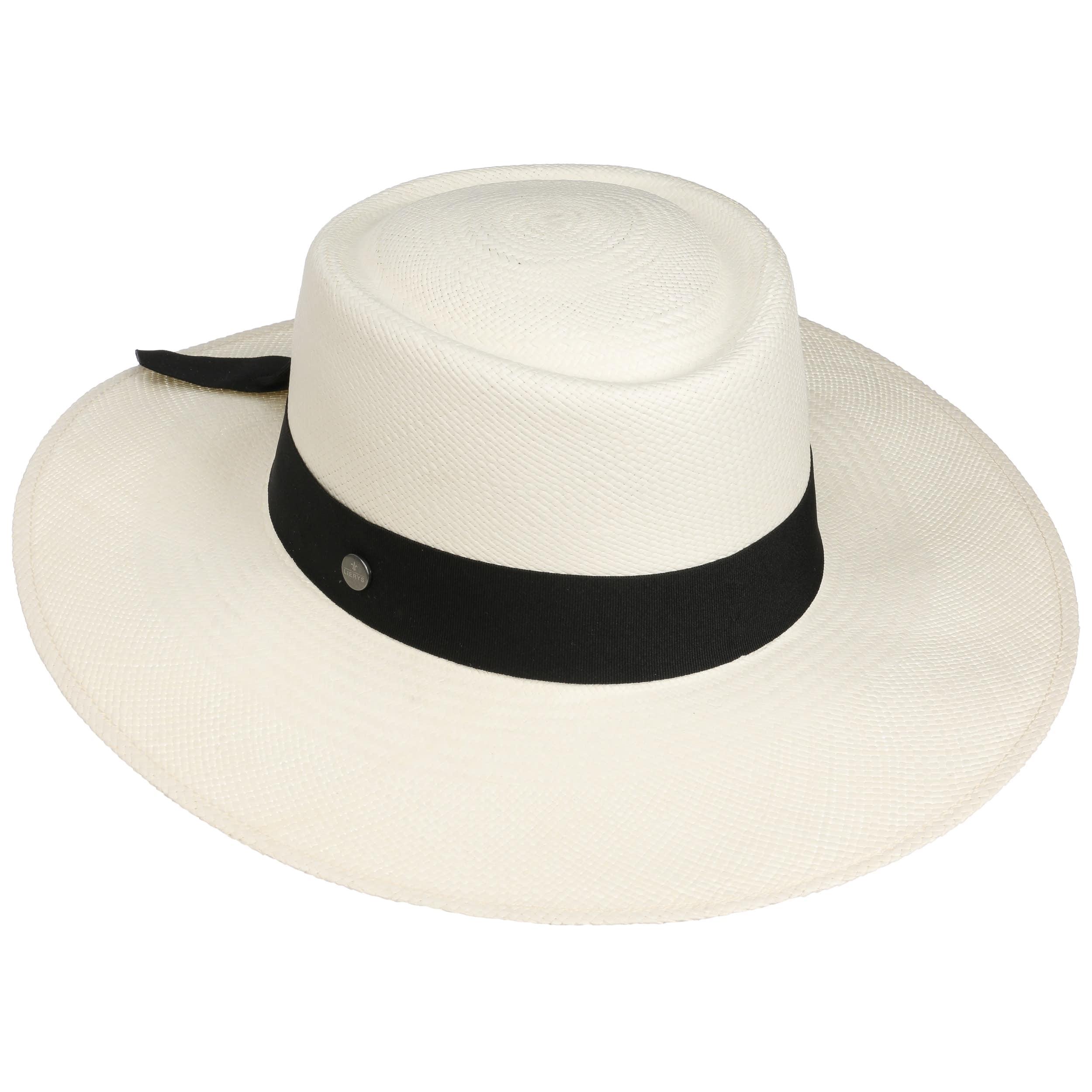 864754dad5319 Sombrero Panamá de Mujer Bolero by Lierys - Sombreros - sombreroshop.es