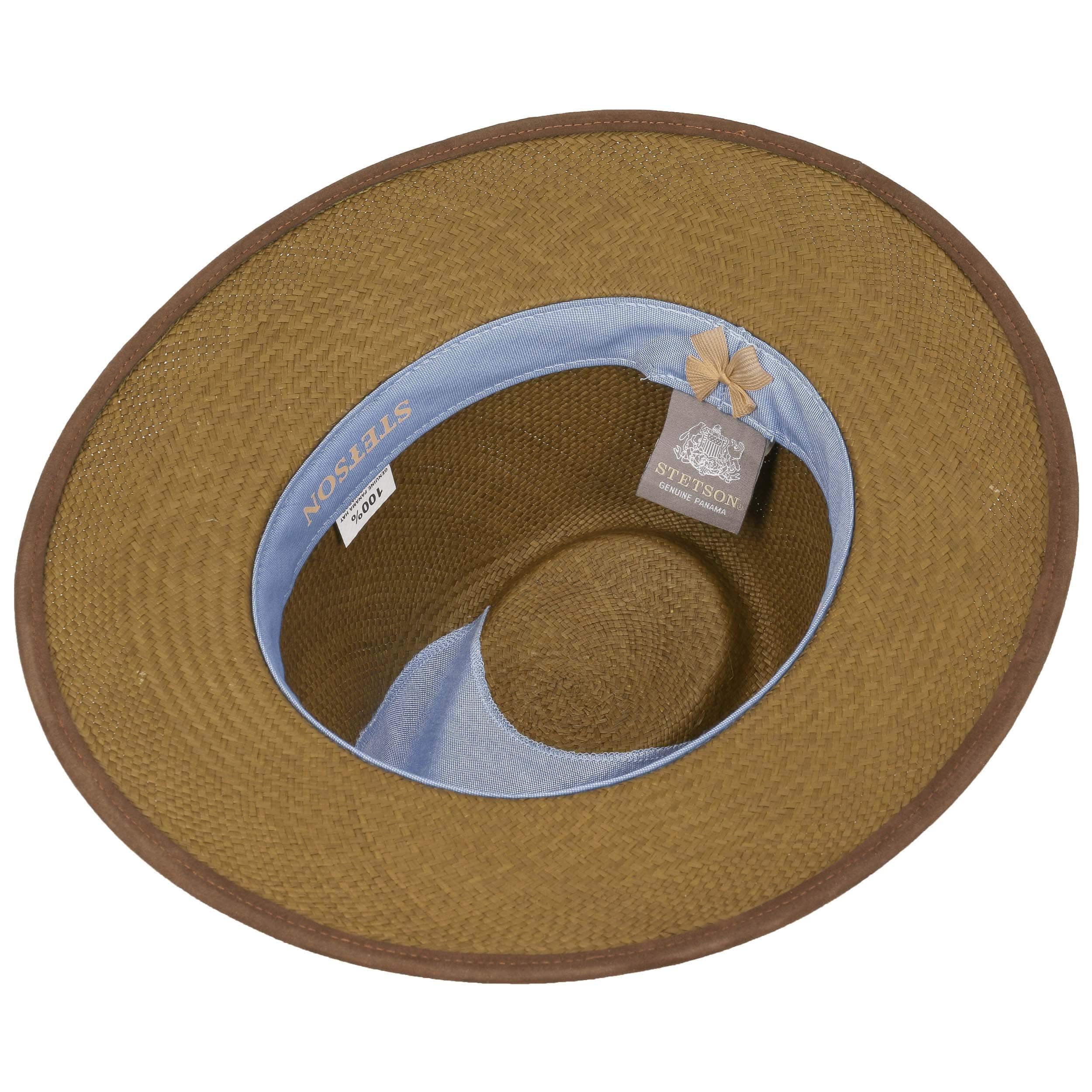 Sombrero Panama Braid by Stetson - Sombreros - sombreroshop.es 7cddbb26e81