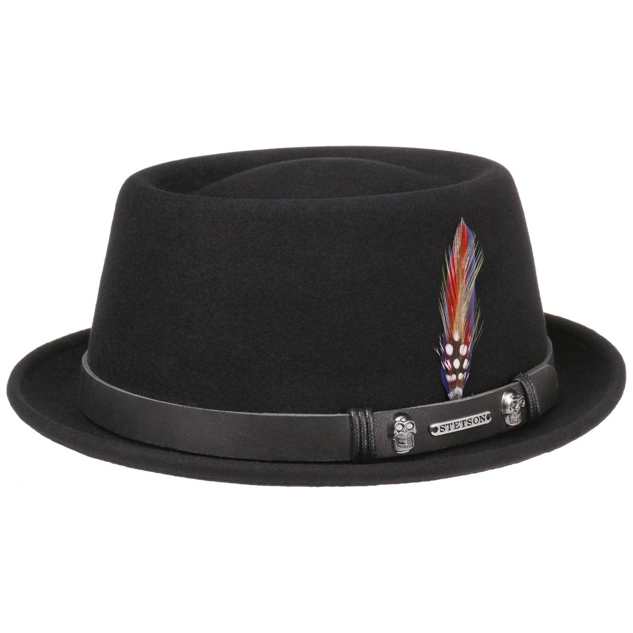 Sombrero Pennsylvania Woolfelt by Stetson - Sombreros - sombreroshop.es e54b2ecb912