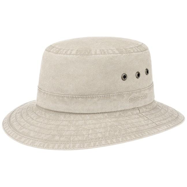 1de3db2dc11e3 Sombrero Pescador Reston by Stetson - Sombreros - sombreroshop.es