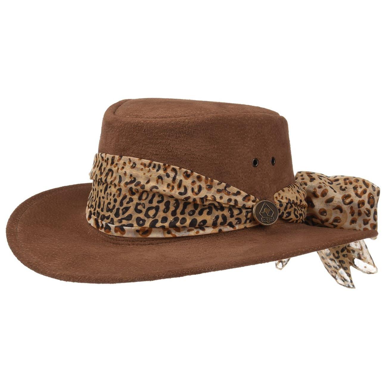 0917ad69f774a Sombrero Piel Australia Mujer by Scippis - Sombreros - sombreroshop.es