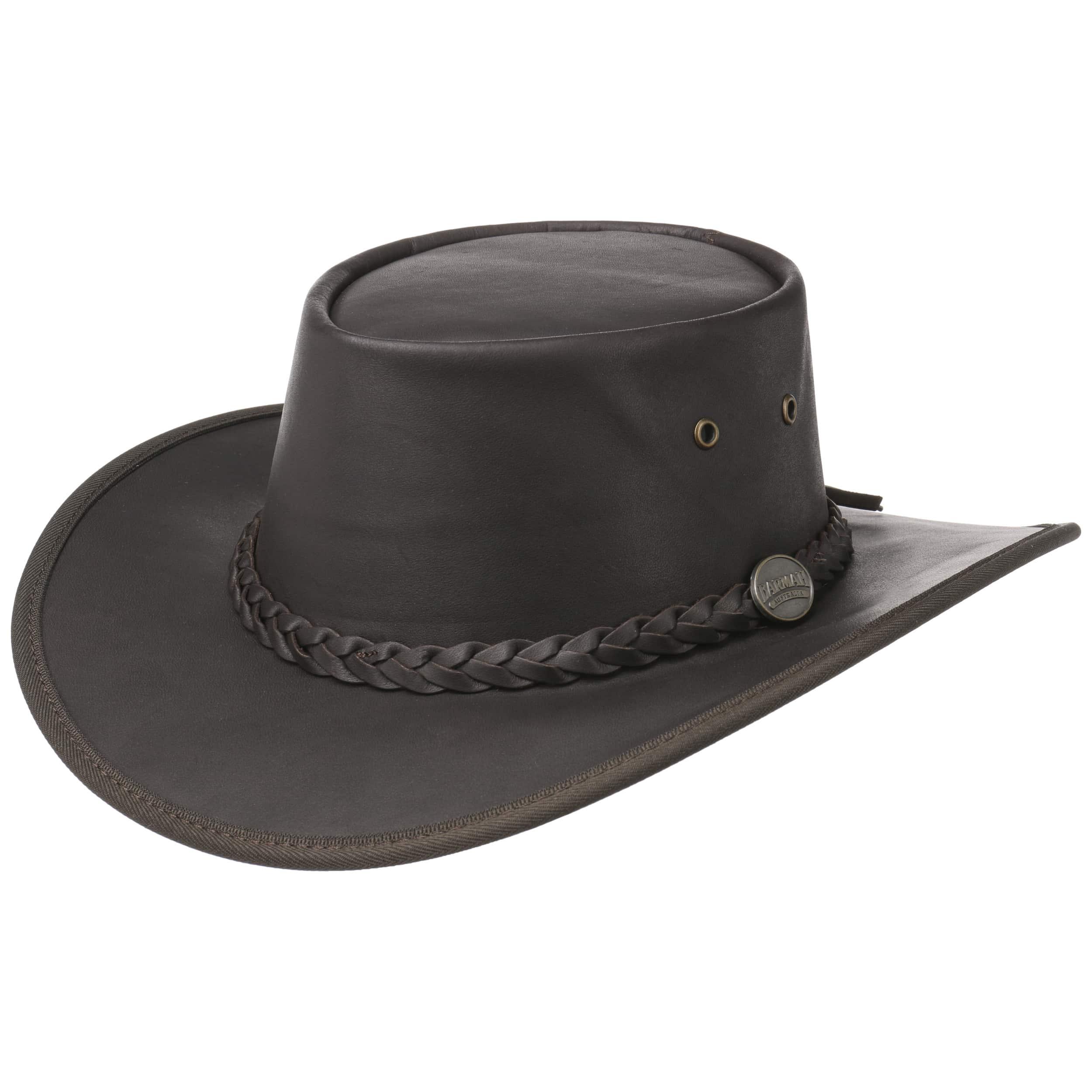 Sombrero Piel Squashy Outback by BARMAH - Sombreros - sombreroshop.es 33f3de17a39