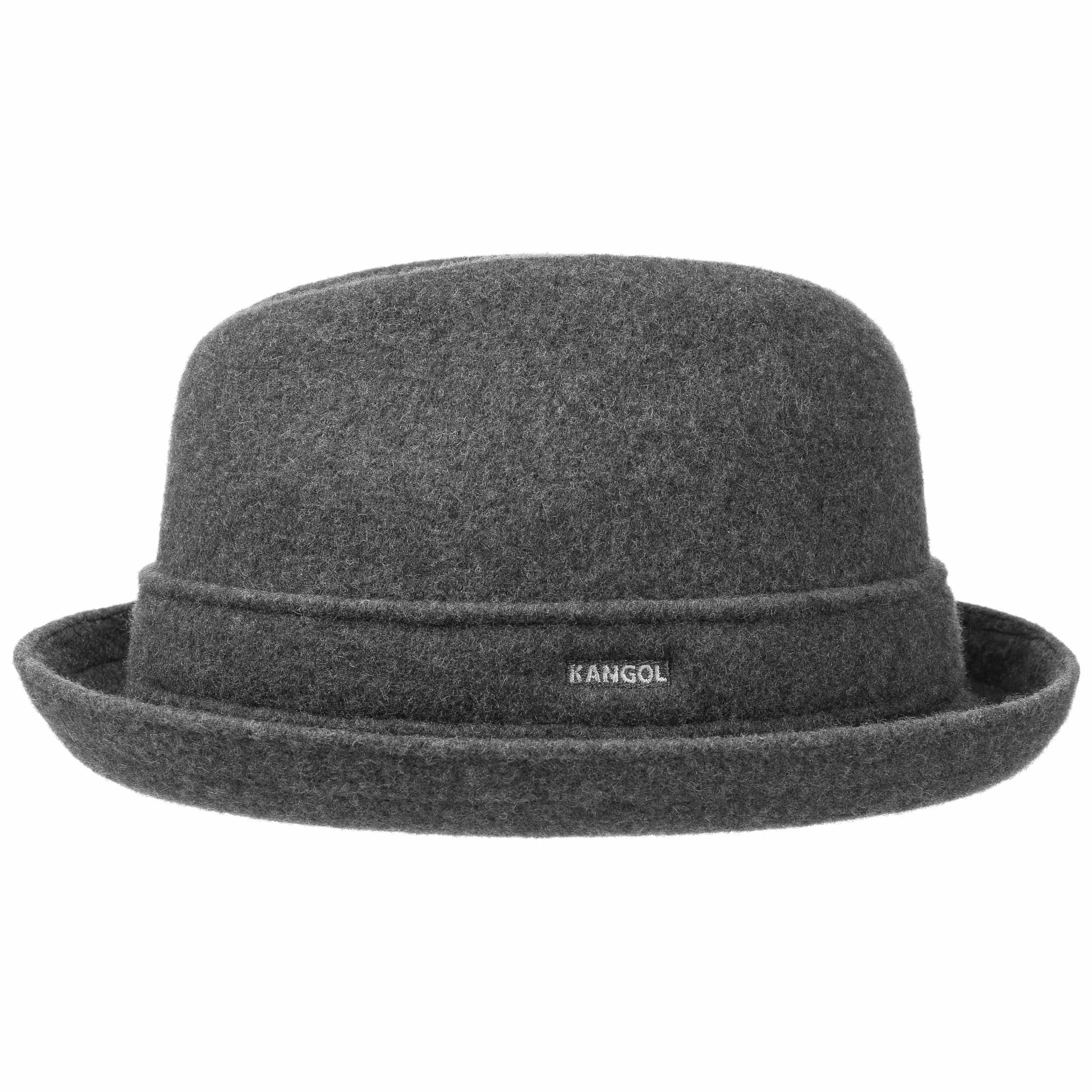 ... Sombrero Player de Lana Kangol - negro 4 ceb30aa26e2