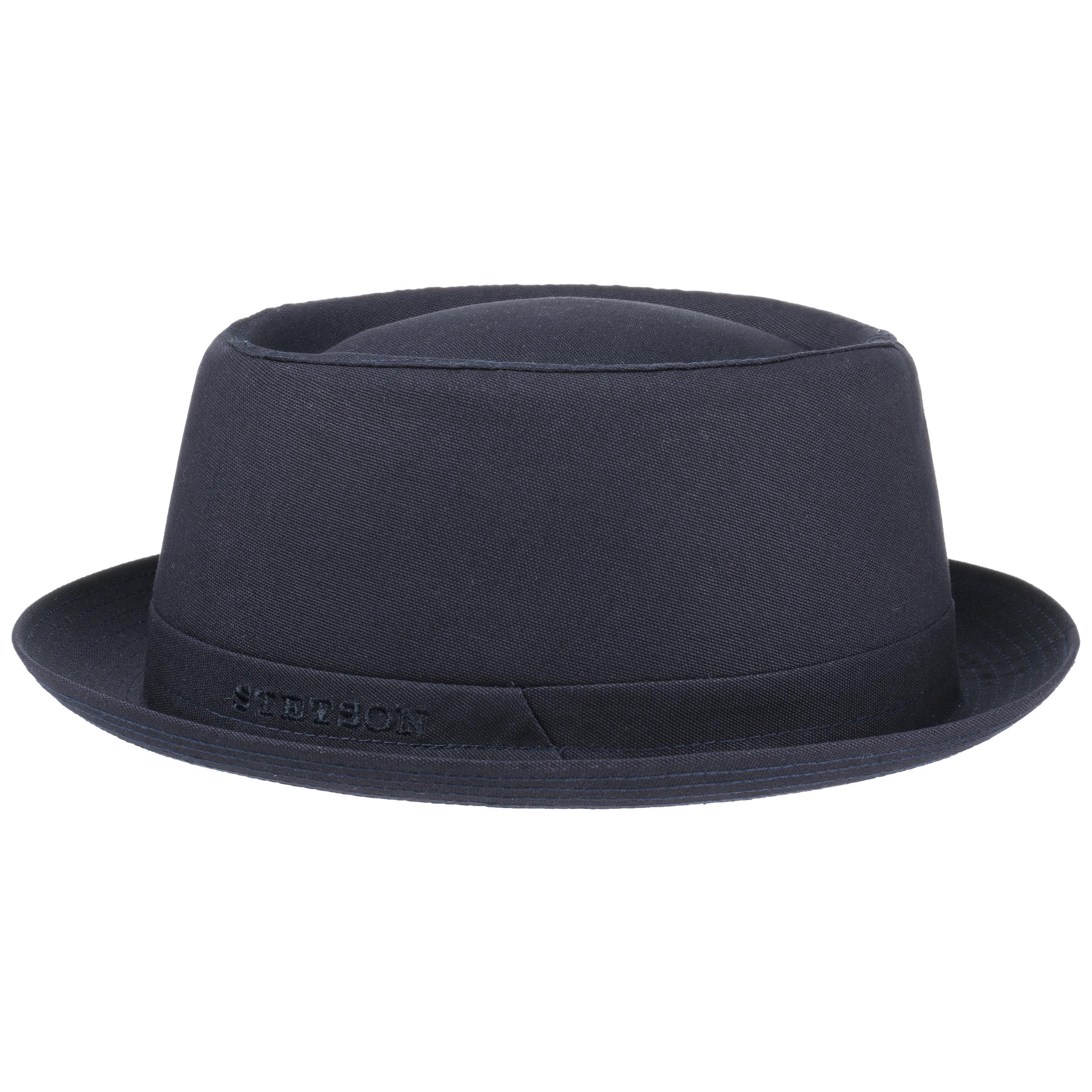Sombrero Pork Pie Athens Cotton by Stetson - Sombreros - sombreroshop.es 443f9428f42
