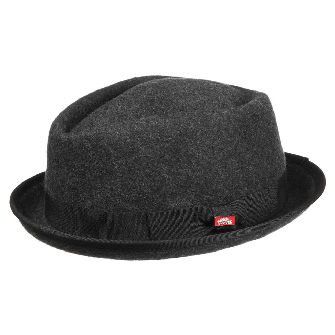 8cf3b186c9c78 Sombrero Porkpie Fieltro Fedora by Lierys - Sombreros - sombreroshop.es