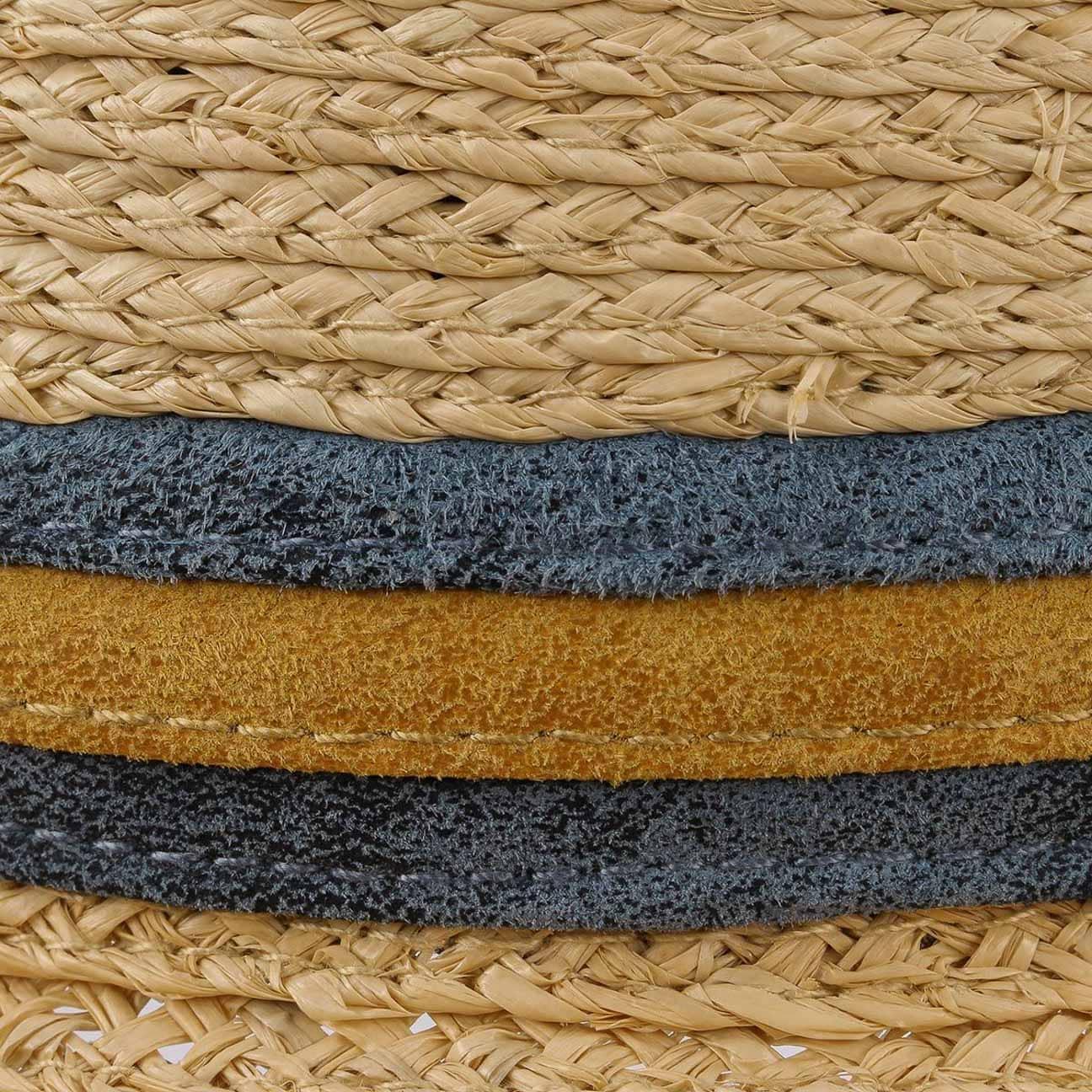 Sombrero Rafia Maringo Player by Stetson - Sombreros - sombreroshop.es 7d5229926f0