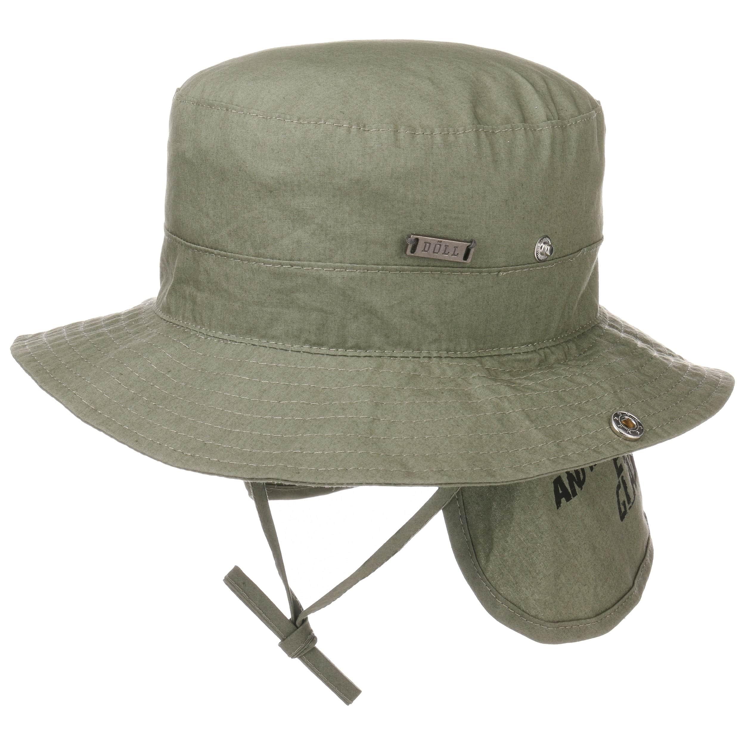 bienes de conveniencia clásico mejor lugar para Sombrero Safari Cubrenuca by Döll