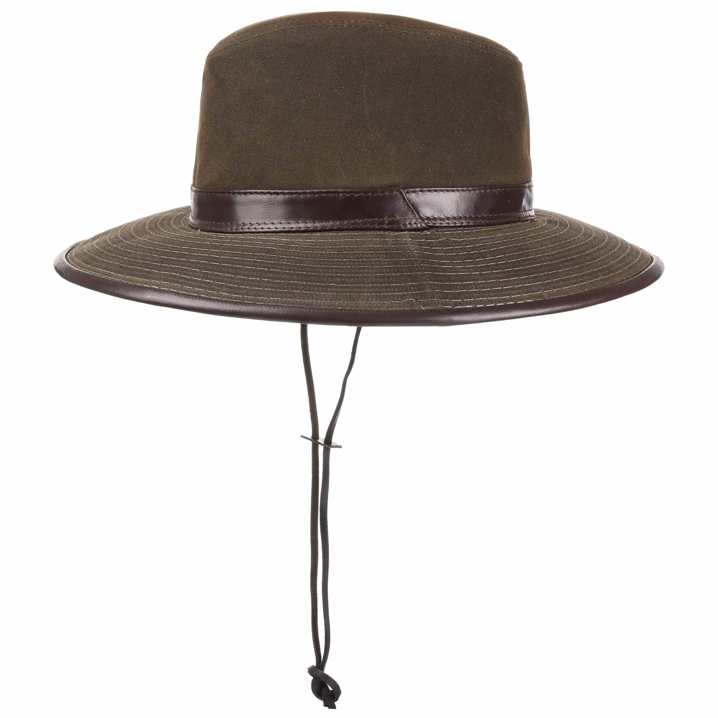 descuento especial valor por dinero moda mejor valorada Sombrero Safari Oiled Cotton