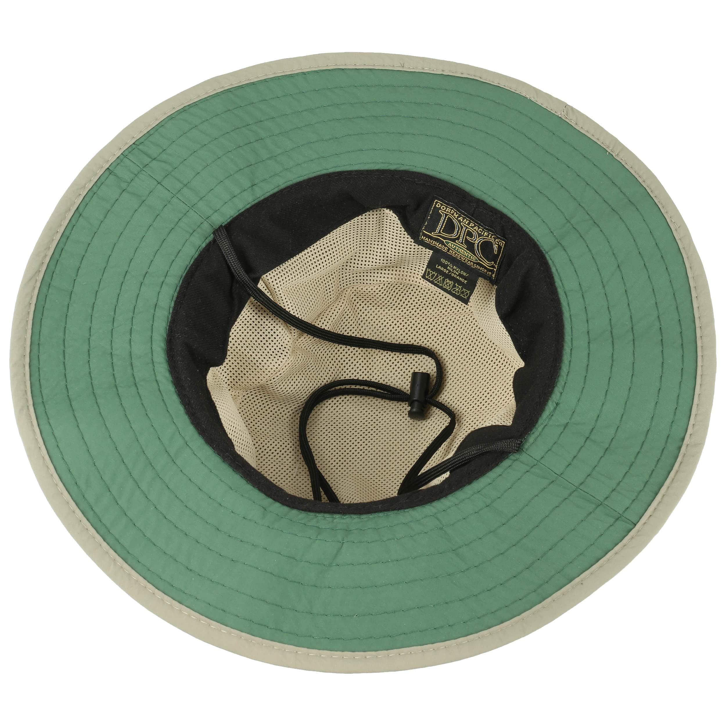... Sombrero Supplex con Banda Barbilla - verde oliva claro 2 ... 77c3d255b91