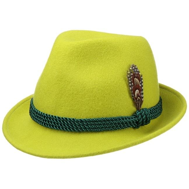 Sombrero Tradicional Clásico de Fieltro - Sombreros - sombreroshop.es b1aacce68ea
