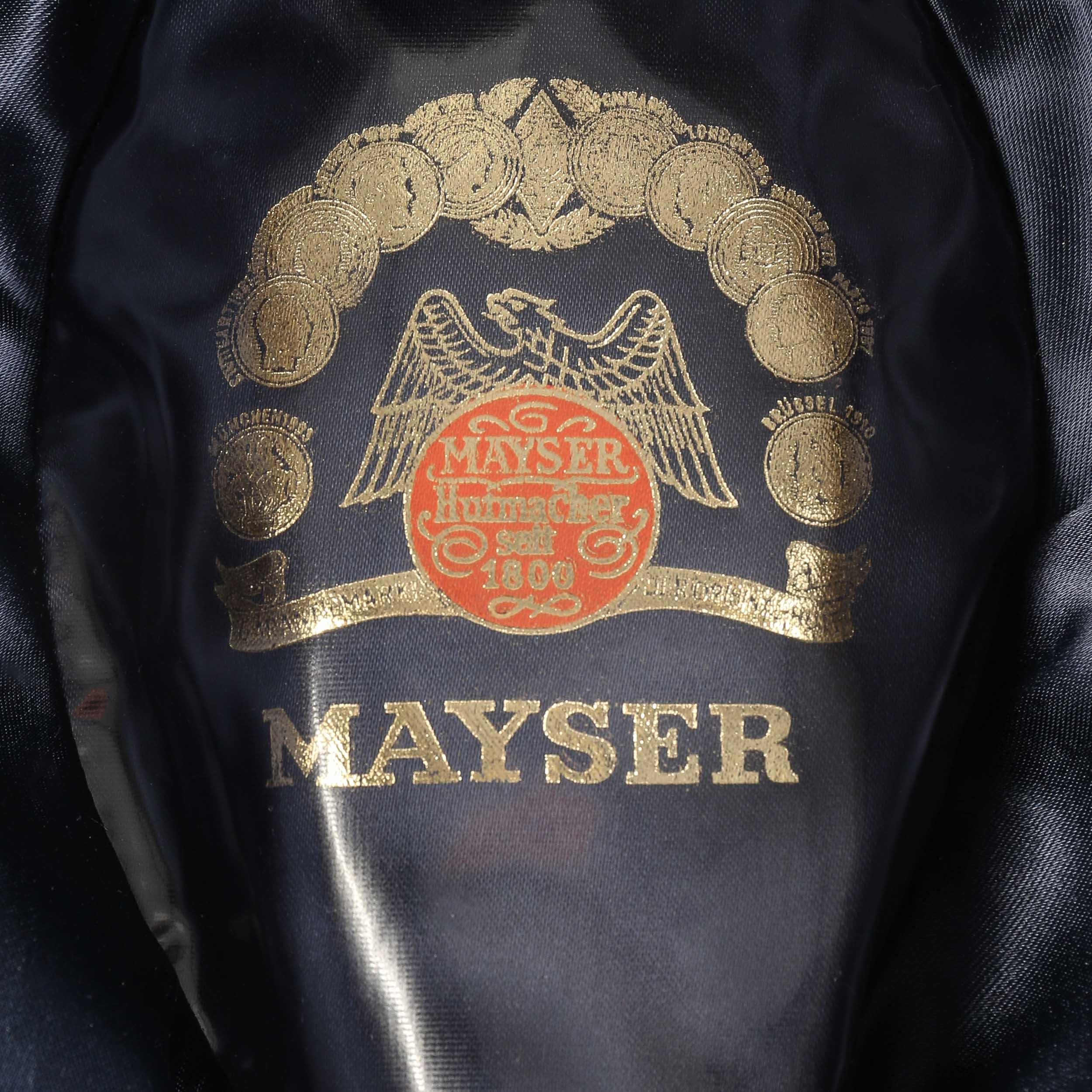 e229a92529230 ... Sombrero Traveller Felix Hairitage by Mayser - negro 4 ...