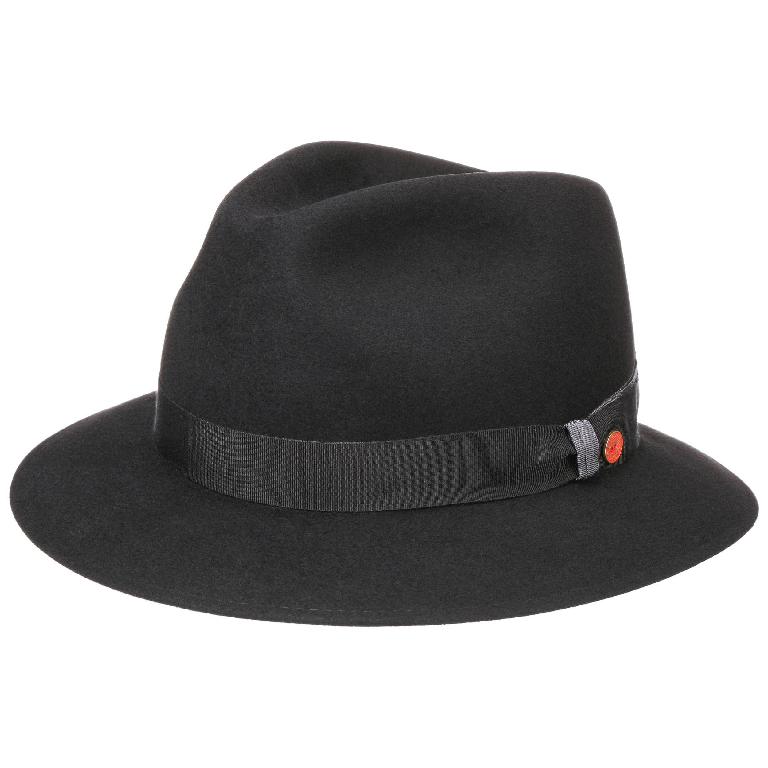 a72edca321645 Sombrero Traveller Felix Hairitage by Mayser - Sombreros ...