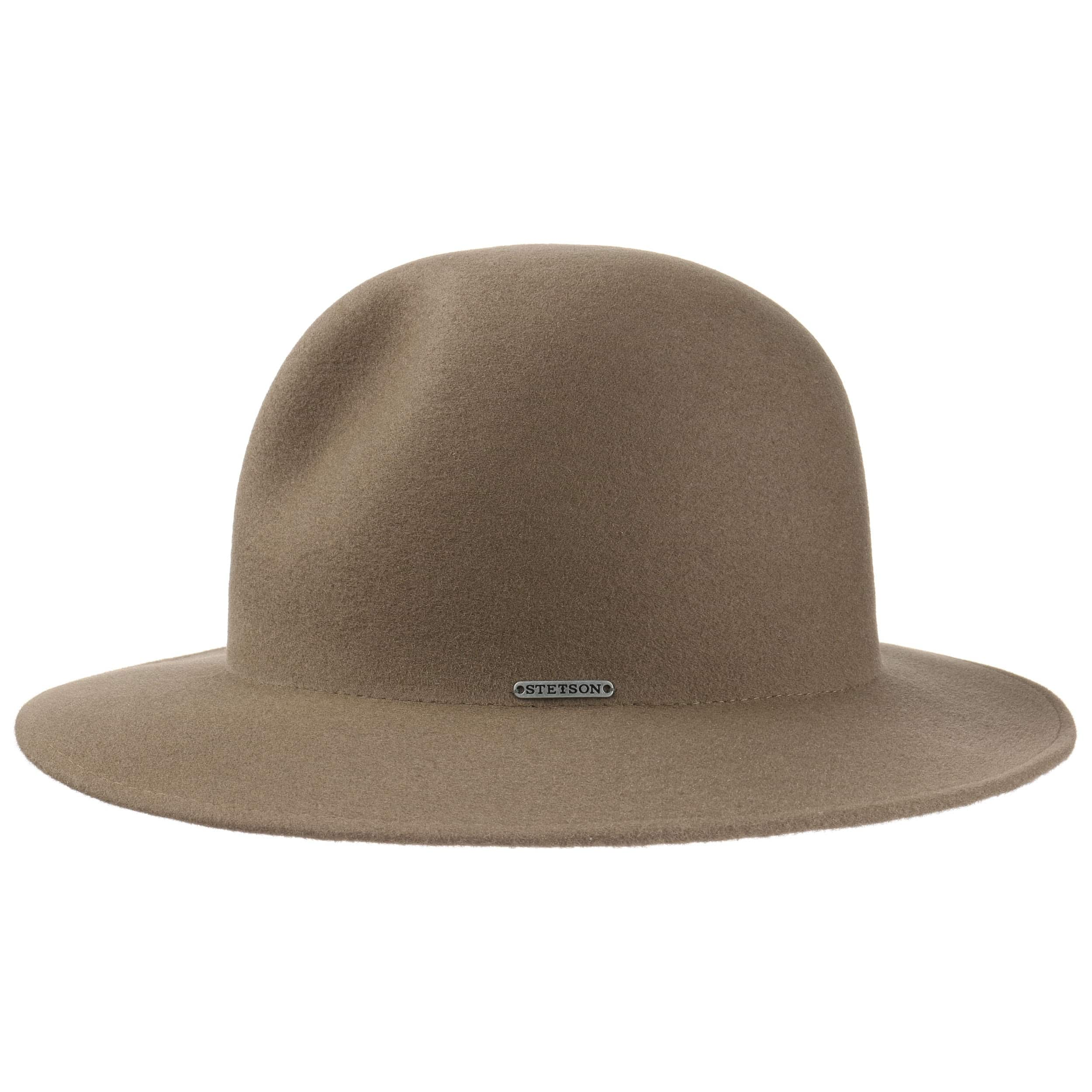 Sombrero Tuscalo Woolfelt by Stetson - Sombreros - sombreroshop.es 54c5eb5e26f