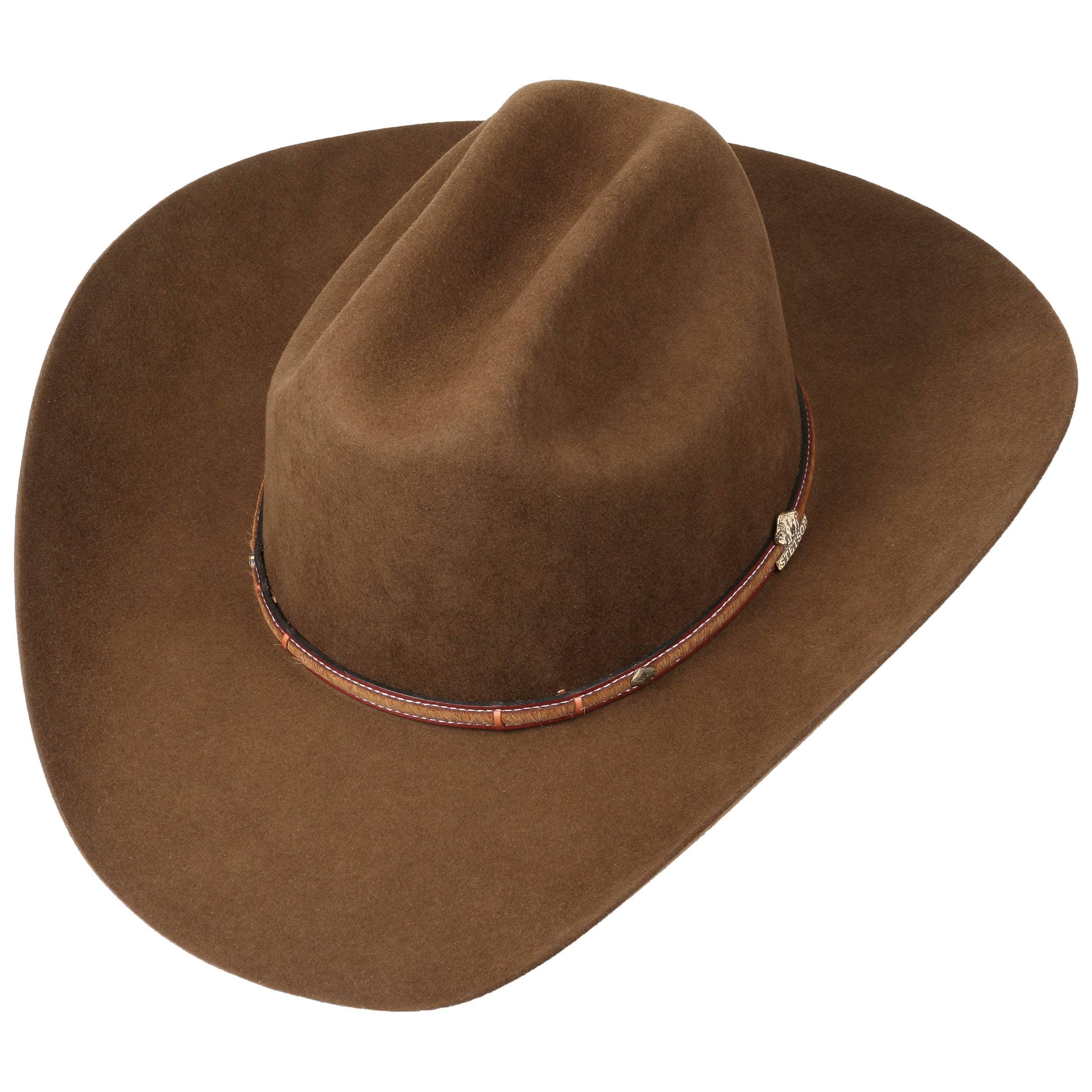 Sombrero Vaquero Powder River by Stetson - Sombreros - sombreroshop.es 91854dbcc53