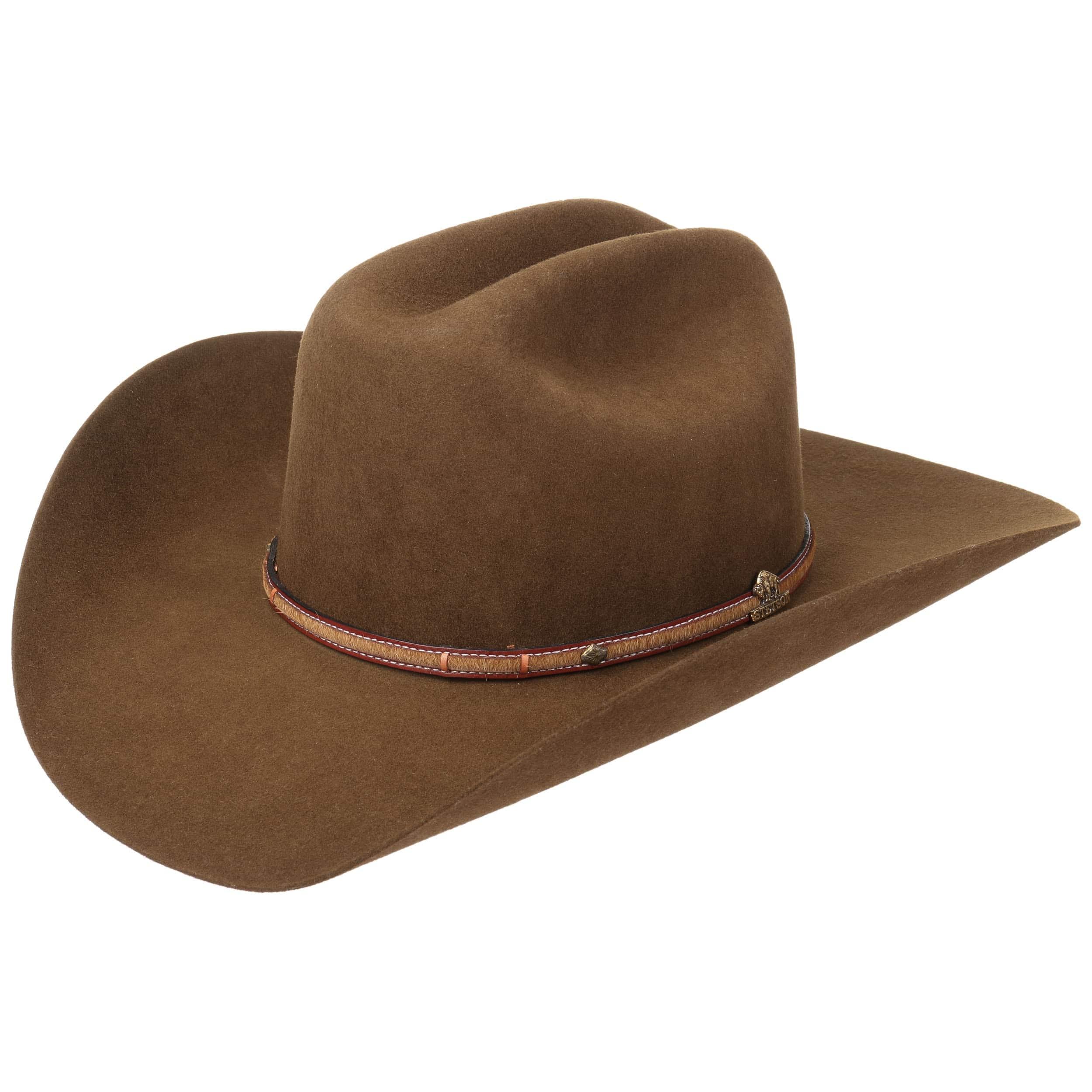 Sombrero Vaquero Powder River by Stetson - Sombreros - sombreroshop.es b3df09805ef