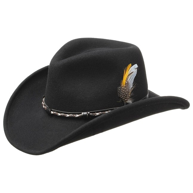Sombrero VitaFelt Amasa by Stetson - Sombreros - sombreroshop.es 57a9bf02d08