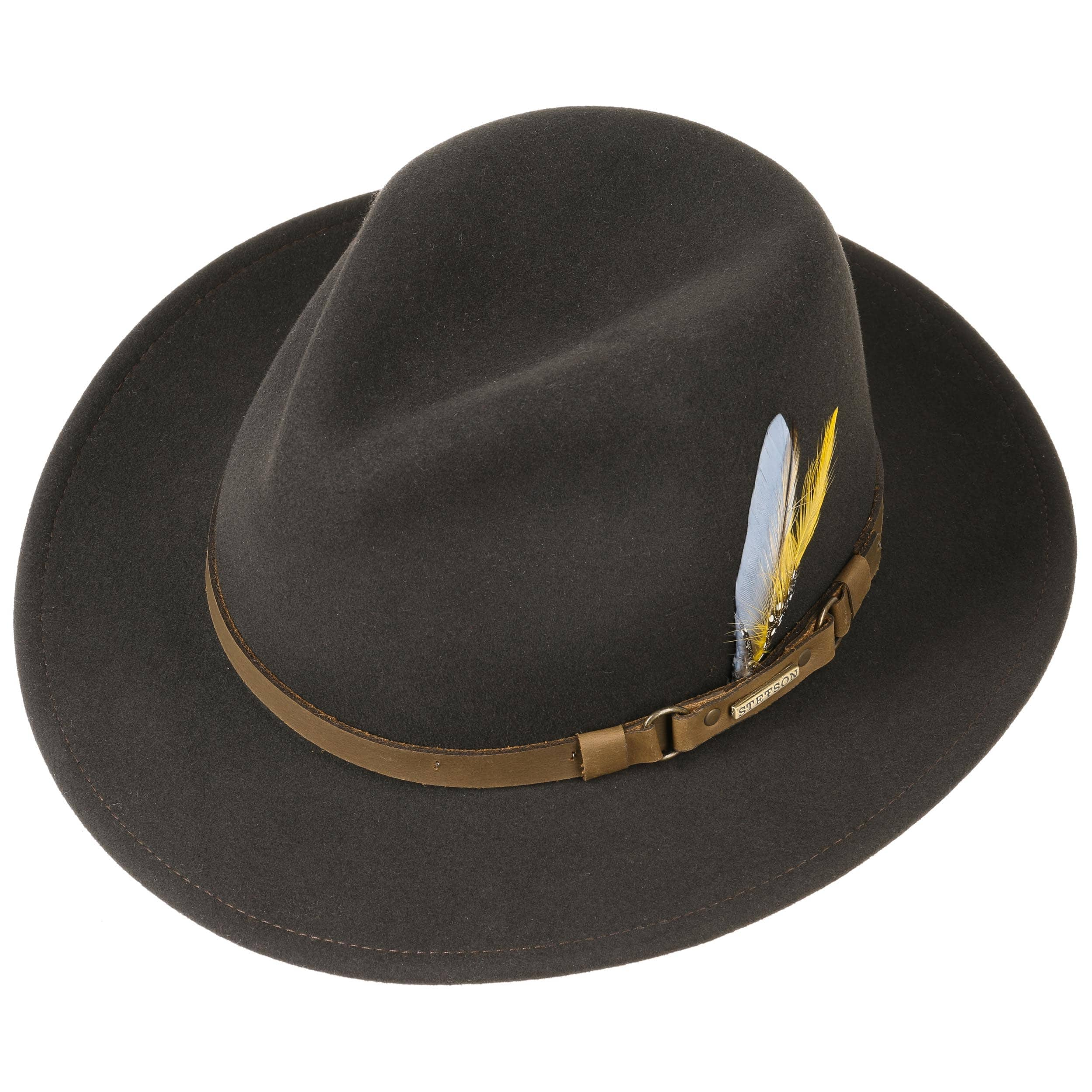Sombrero VitaFelt Hamlin by Stetson - Sombreros - sombreroshop.es 03d044aa2ce