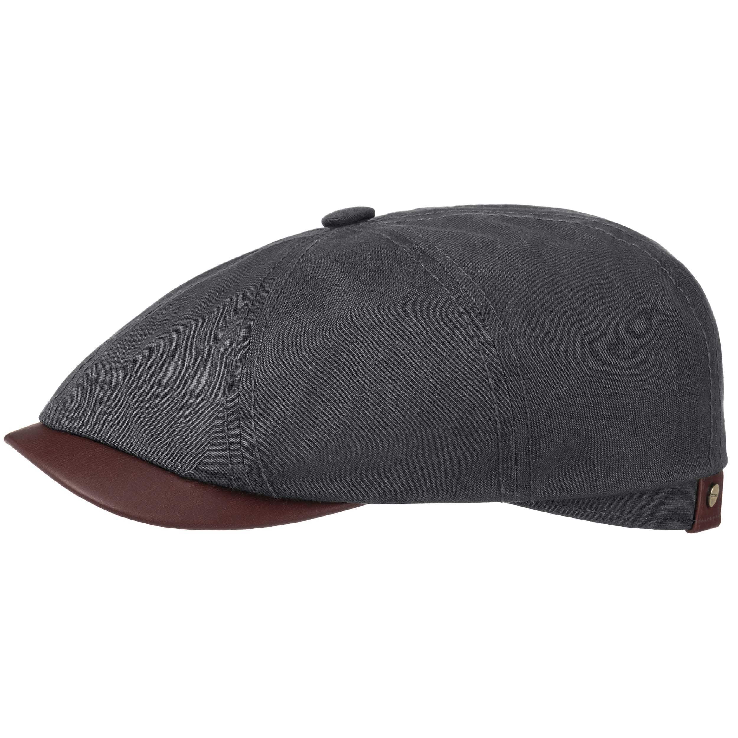 71e03e53fa3a8 ... marrón oscuro 4 · Sombrero Western Buffalo Leather by Stetson - 1 ...