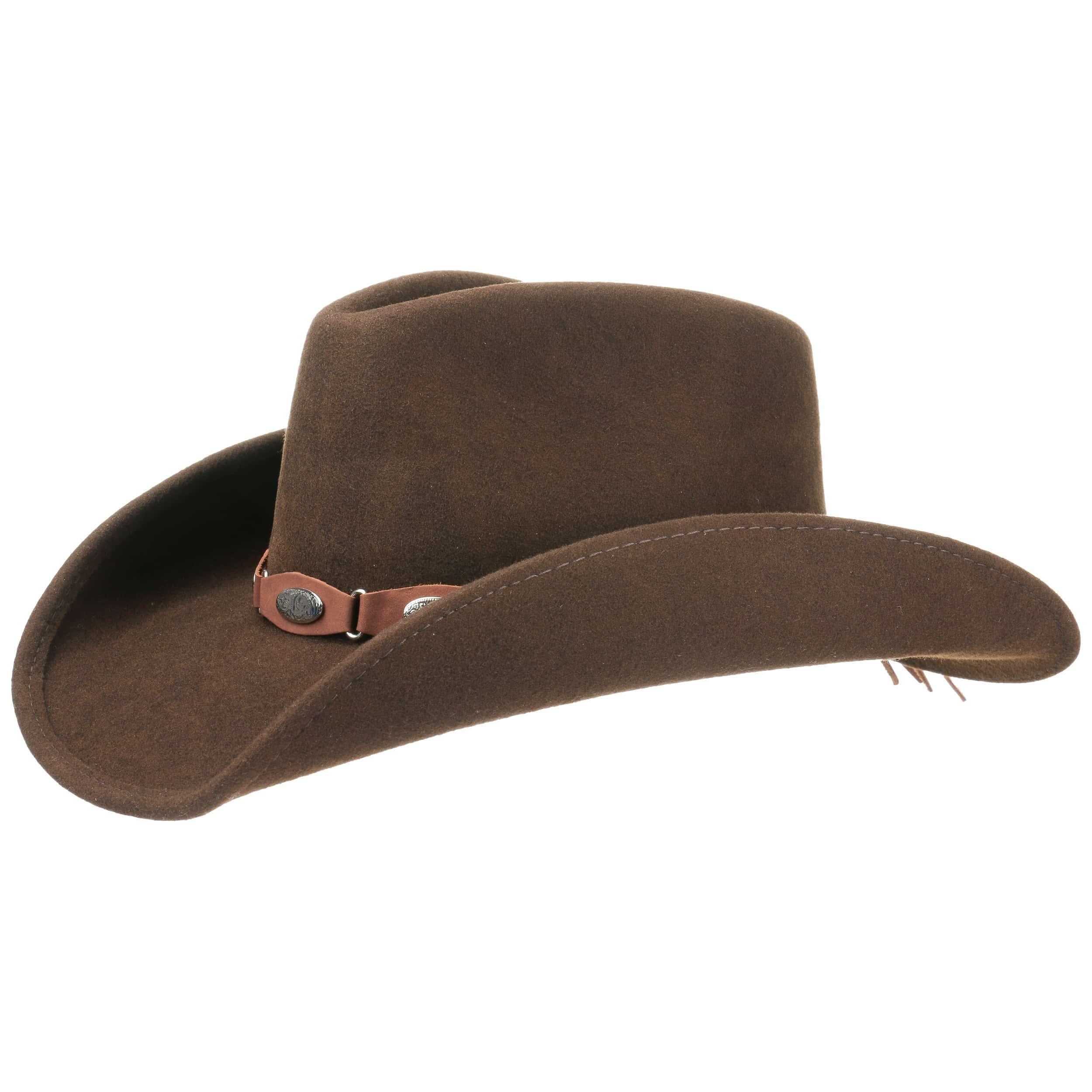 5f3a18cd0e9c4 Sombrero Western Concho Cowboy - Sombreros - sombreroshop.es