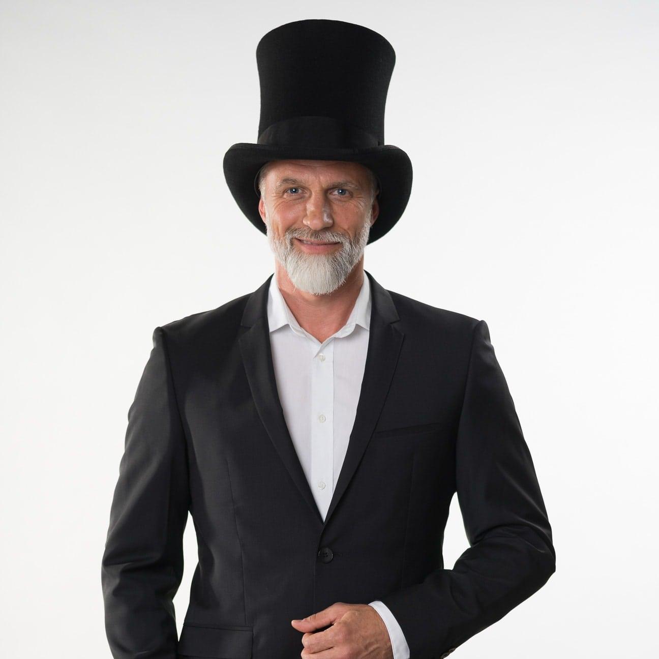Sombrero de Copa Alta High Crown - Sombreros - sombreroshop.es 38bdea1aacc