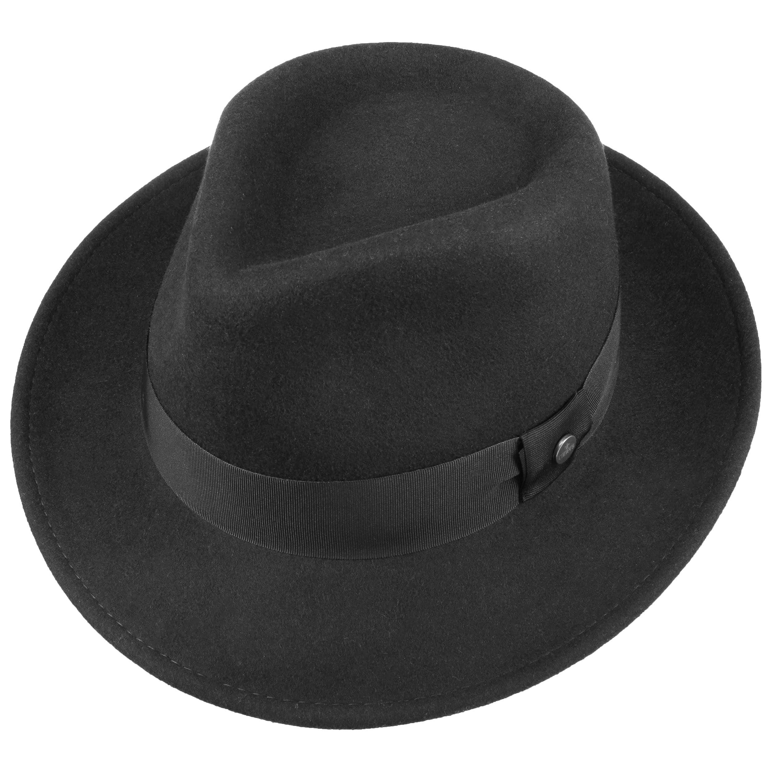 Sombrero de Fieltro City by Lierys - Sombreros - sombreroshop.es 44efb49dbed