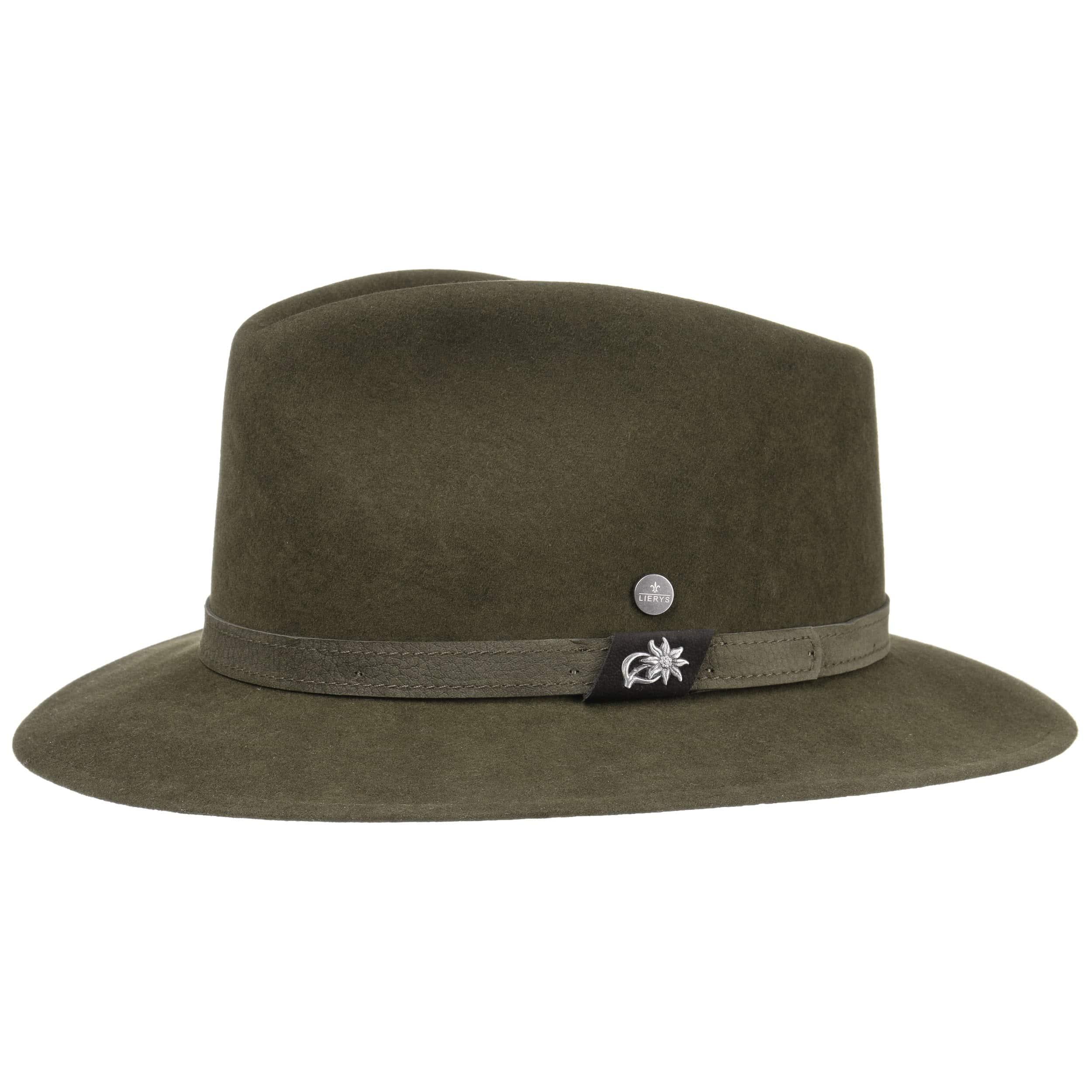 7adea184 Sombrero de Fieltro Edelweiß Bogart by Lierys