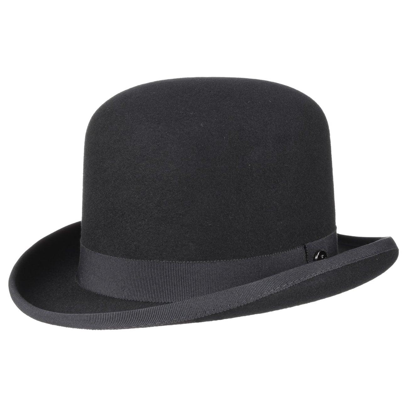 Sombrero de Fieltro Lana Bombín by Lierys - Sombreros - sombreroshop.es 0b48308313d