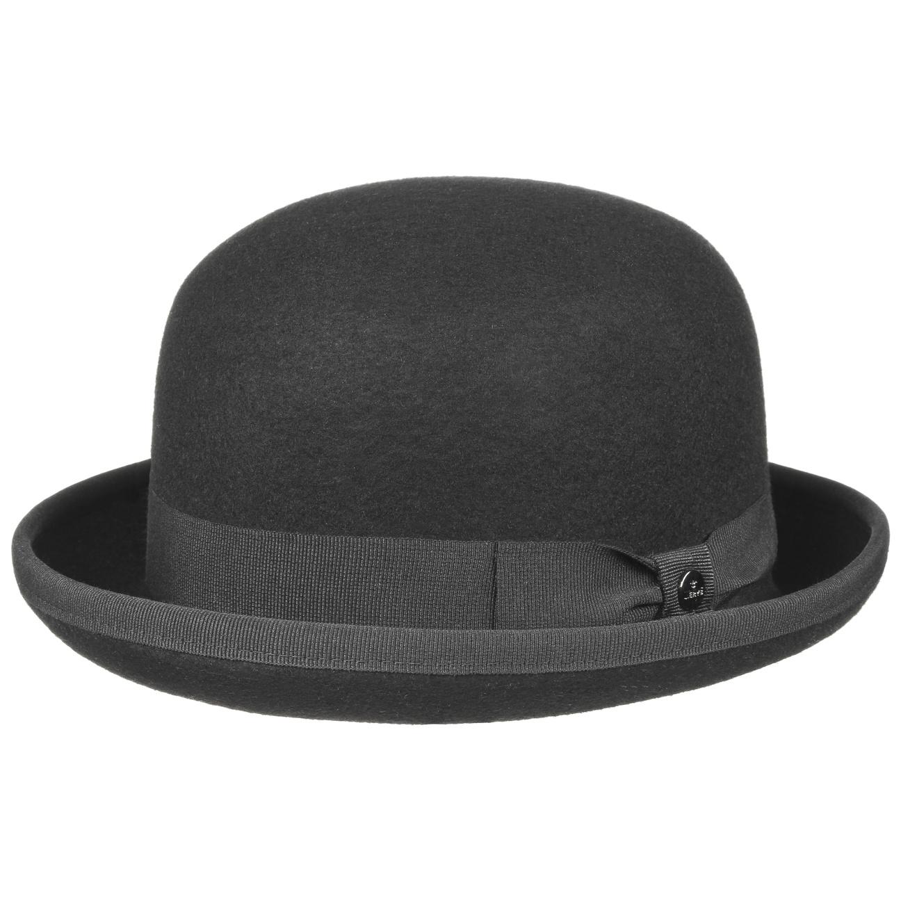 1249f92b775a1 Sombrero de Fieltro Pelo Bombín by Lierys - Sombreros - sombreroshop.es