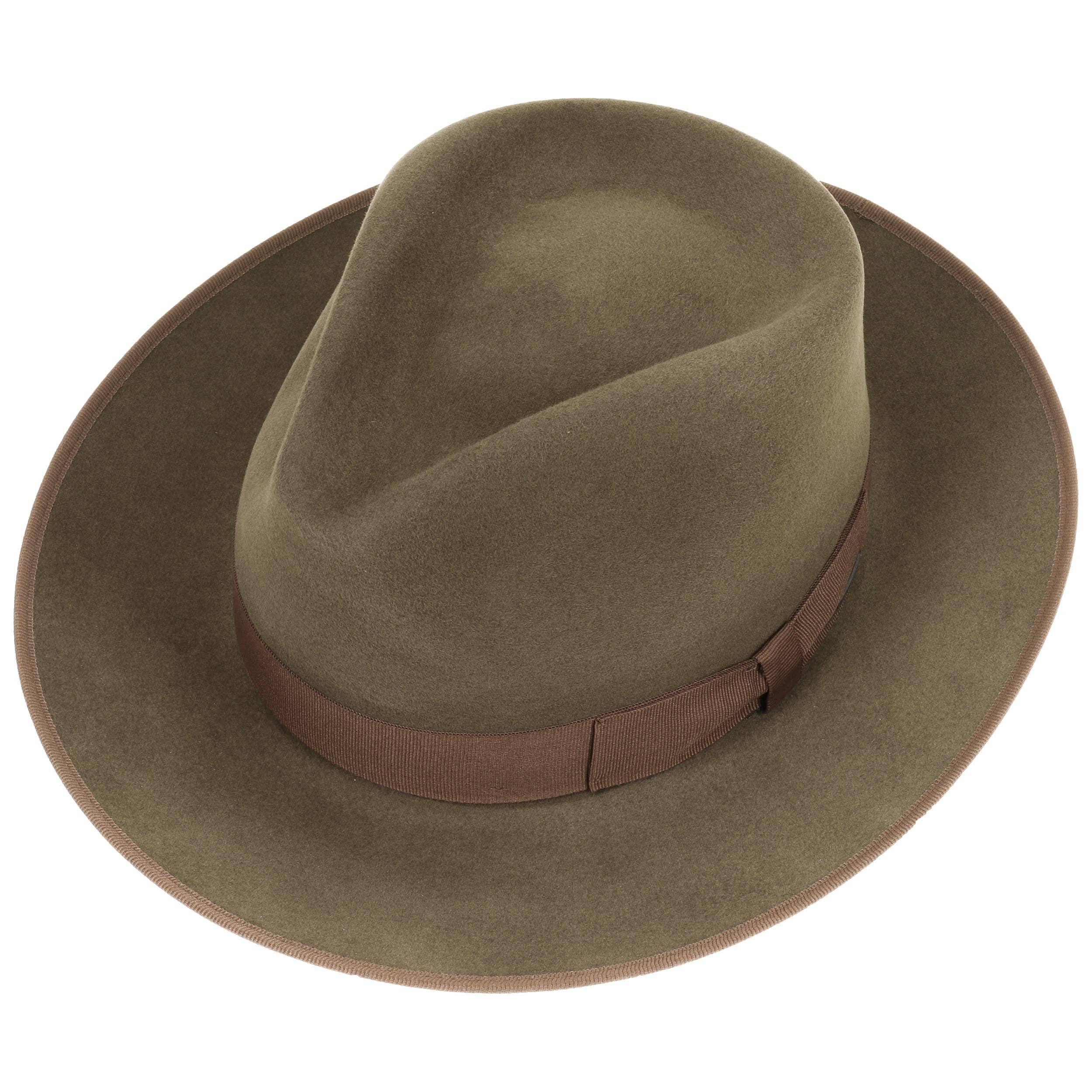 Sombrero de Fieltro Virgi by Stetson - Sombreros - sombreroshop.es 0762b8a720a
