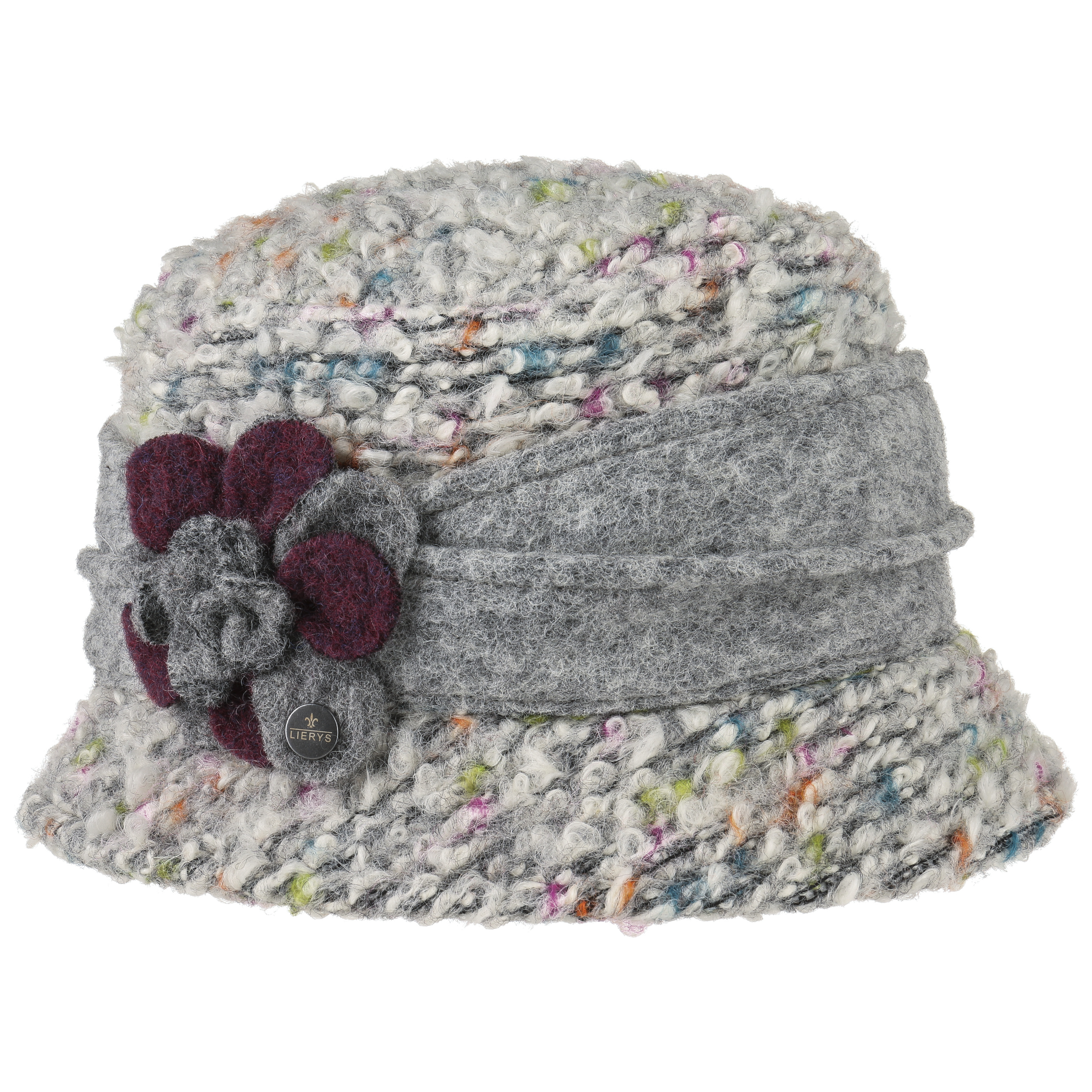 616260061e8cb Sombrero de Lana Colourtouch by Lierys - Sombreros - sombreroshop.es