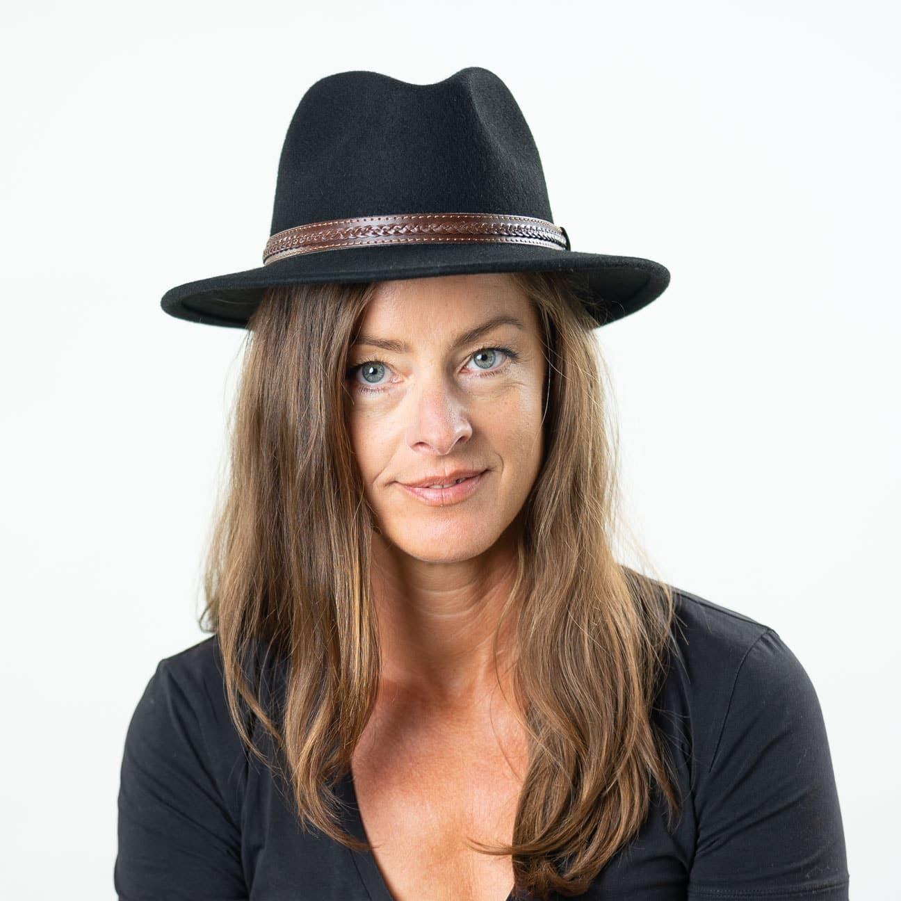 714f4e85c29e1 Sombrero de Lana Kentucky by Lipodo 1 ...