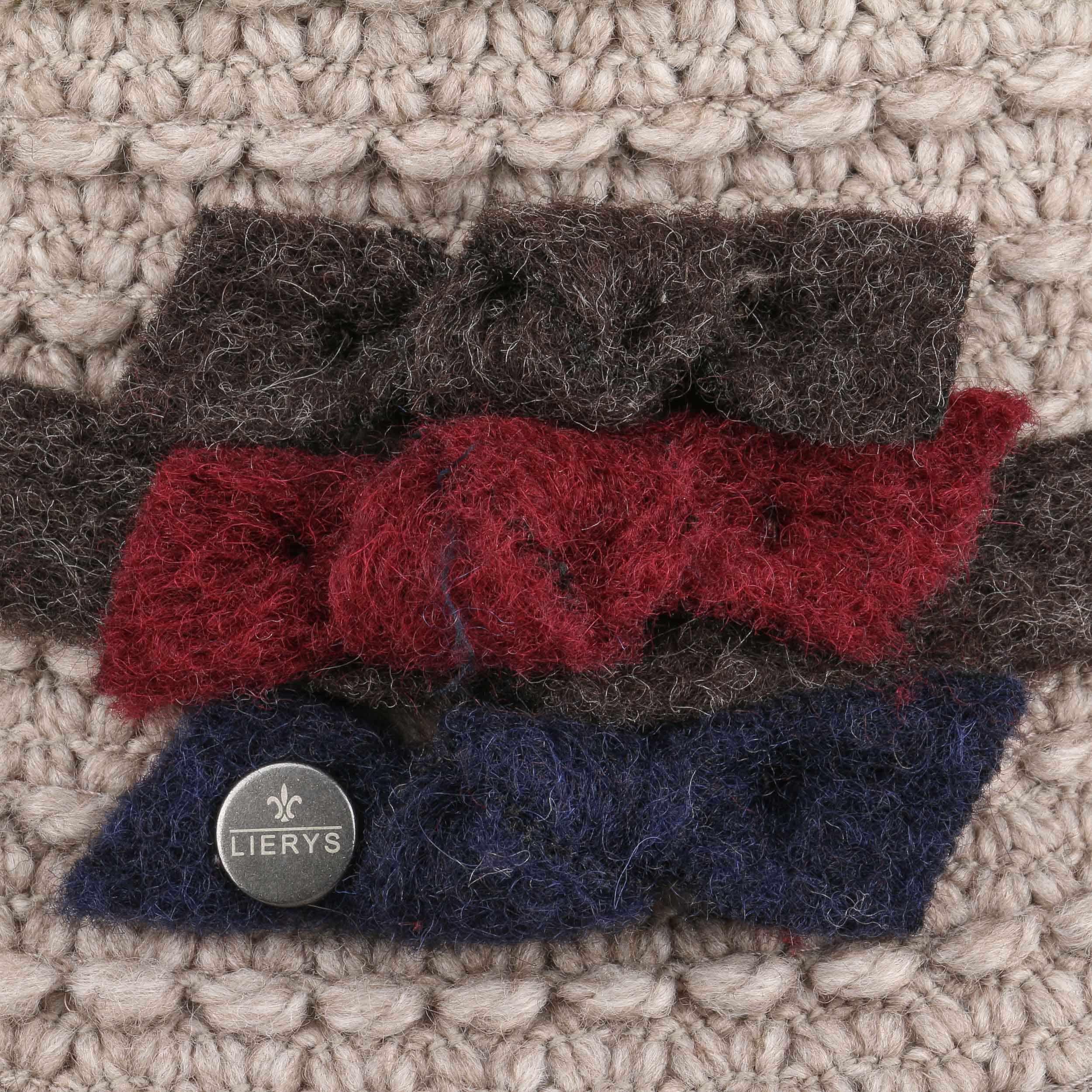 Sombrero de Lana Tricolour Loop by Lierys - Sombreros - sombreroshop.es d025cf9666f