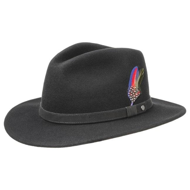ba2dbbc87a893 Sombrero de Lana Yutan by Stetson - Sombreros - sombreroshop.es