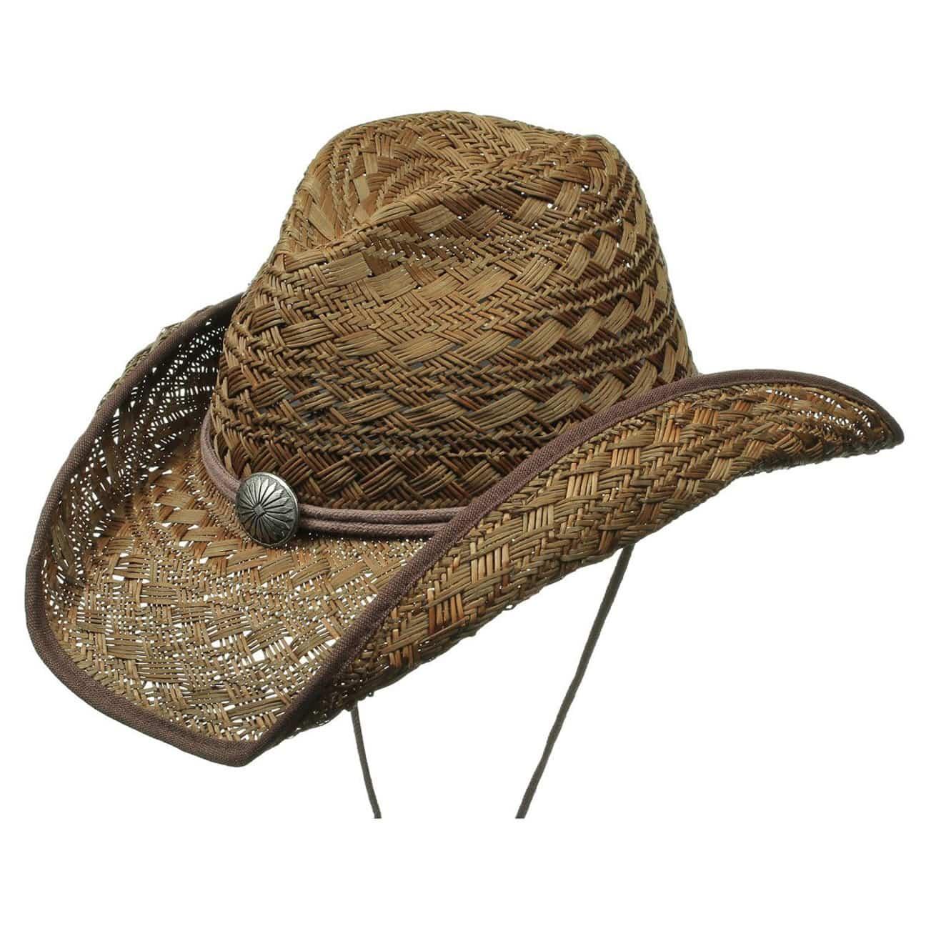 25b9bb96fa908 Sombrero de Paja Cowboy Minnesota - Sombreros - sombreroshop.es