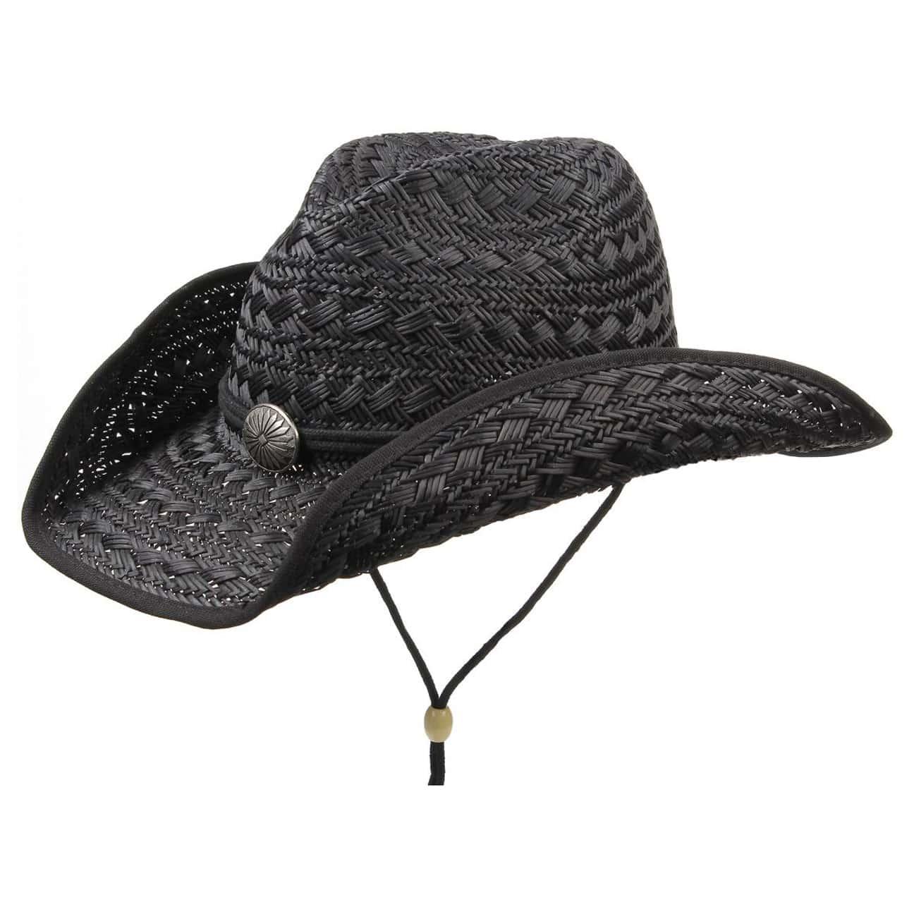 b3f79442e39a6 Sombrero de Paja Cowboy Minnesota - Sombreros - sombreroshop.es