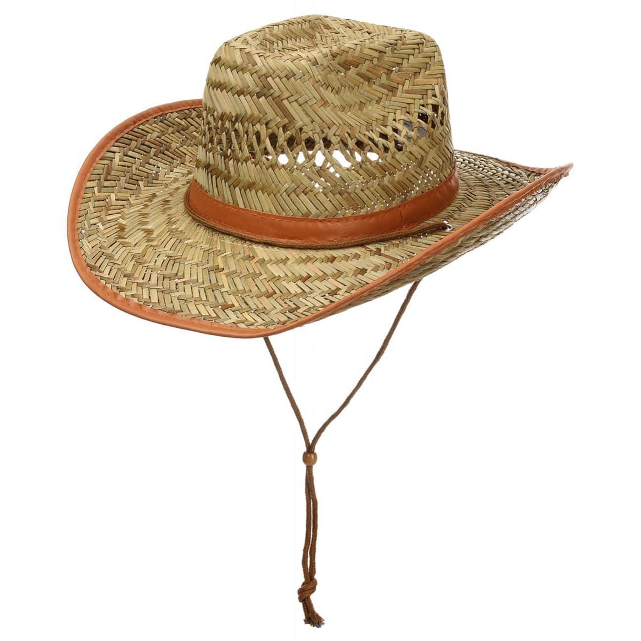 f9962c4338404 Sombrero de Paja Cowboy - Sombreros - sombreroshop.es